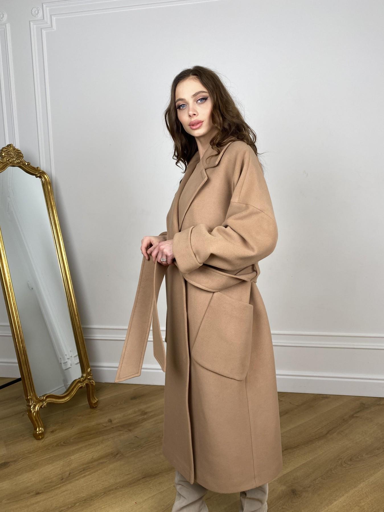 Кейт  пальто из кашемира 10539 АРТ. 46894 Цвет: Кемел - фото 10, интернет магазин tm-modus.ru