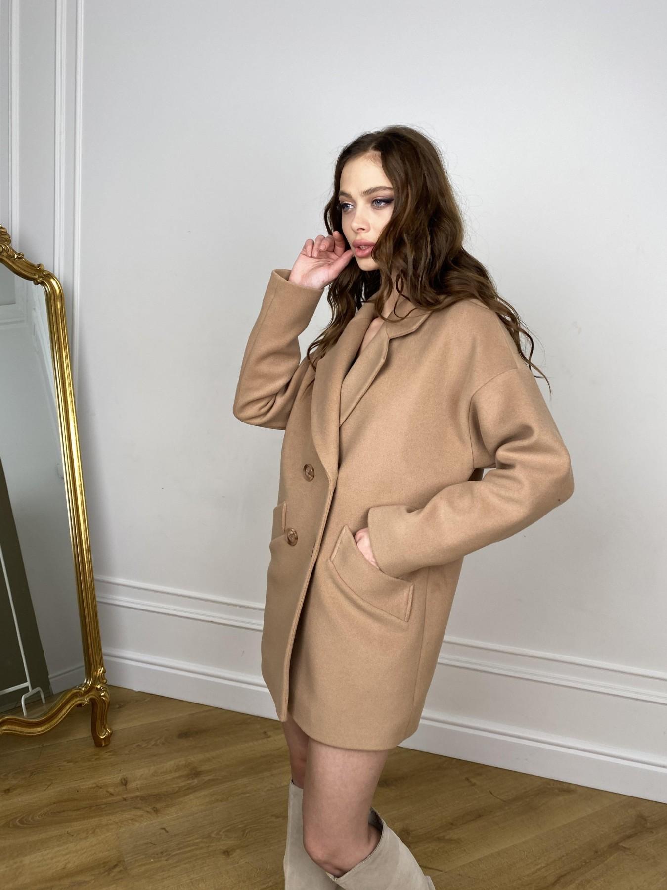 Бонд пальто из кашемира  10571 АРТ. 46927 Цвет: Кемел - фото 9, интернет магазин tm-modus.ru