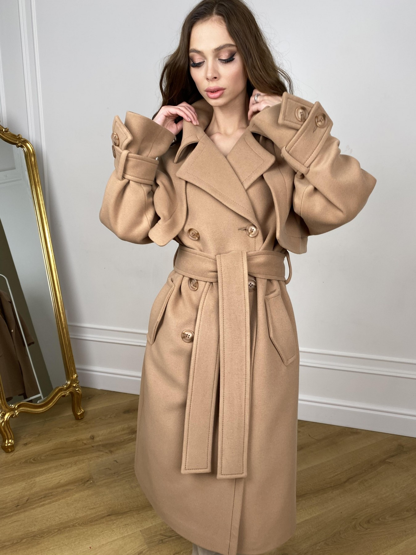 Пальто женское демисезонное интернет магазин TM Modus Твин макси пальто демисезонное кашемир 10543