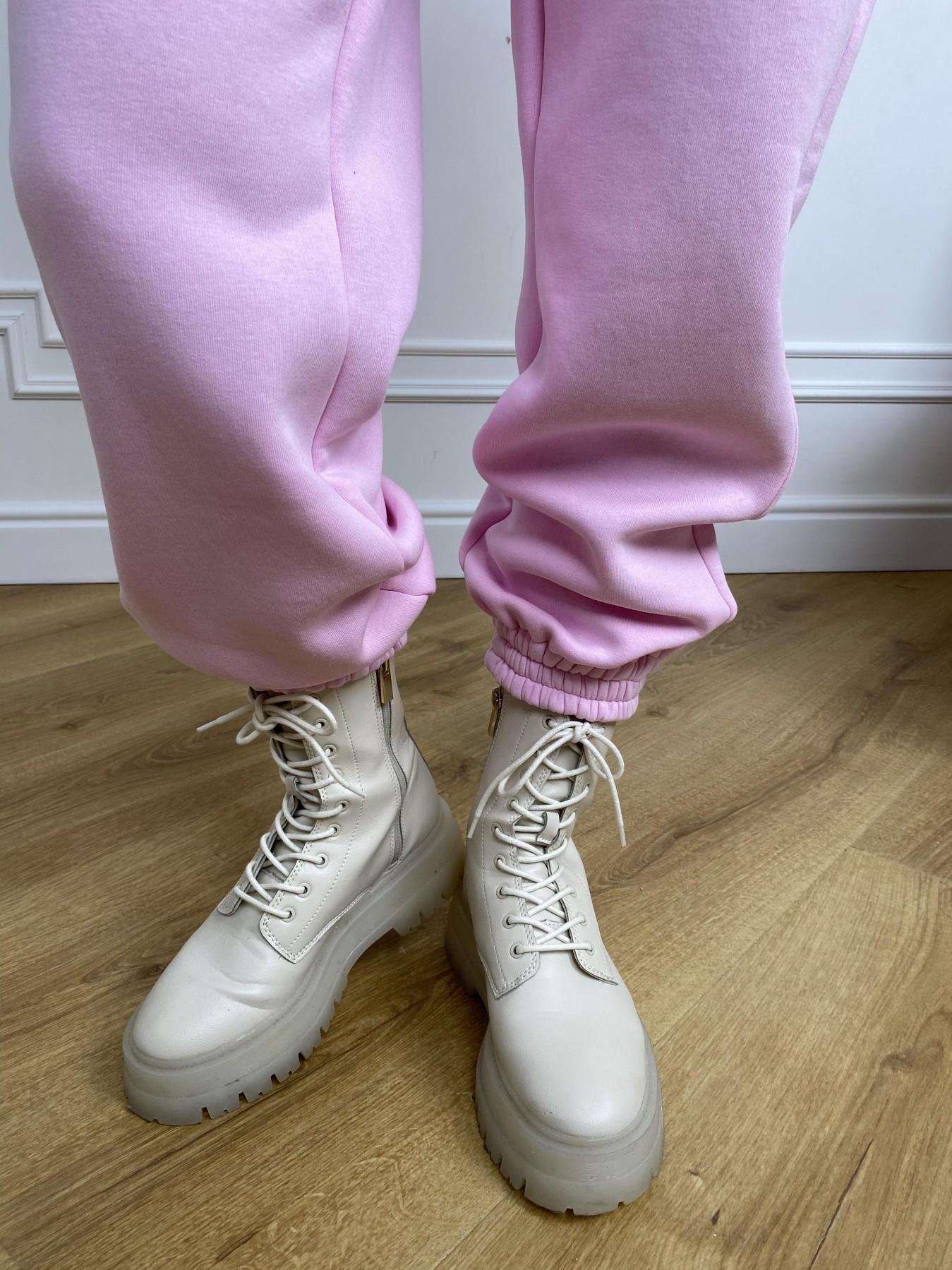 Марион костюм в  стиле Oversize  3х нитка 9651 АРТ. 46922 Цвет: Розовый - фото 8, интернет магазин tm-modus.ru