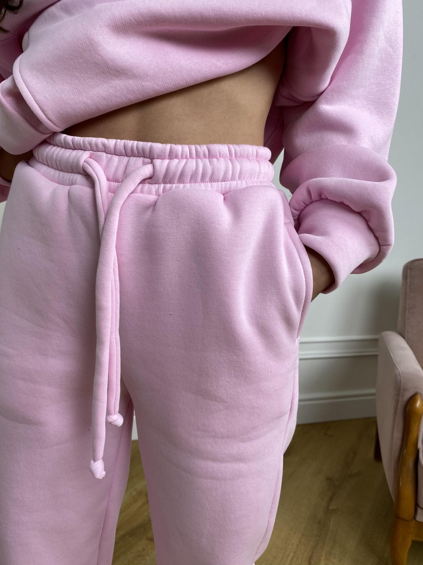 Марион костюм в  стиле Oversize  3х нитка 9651 АРТ. 46922 Цвет: Розовый - фото 10, интернет магазин tm-modus.ru