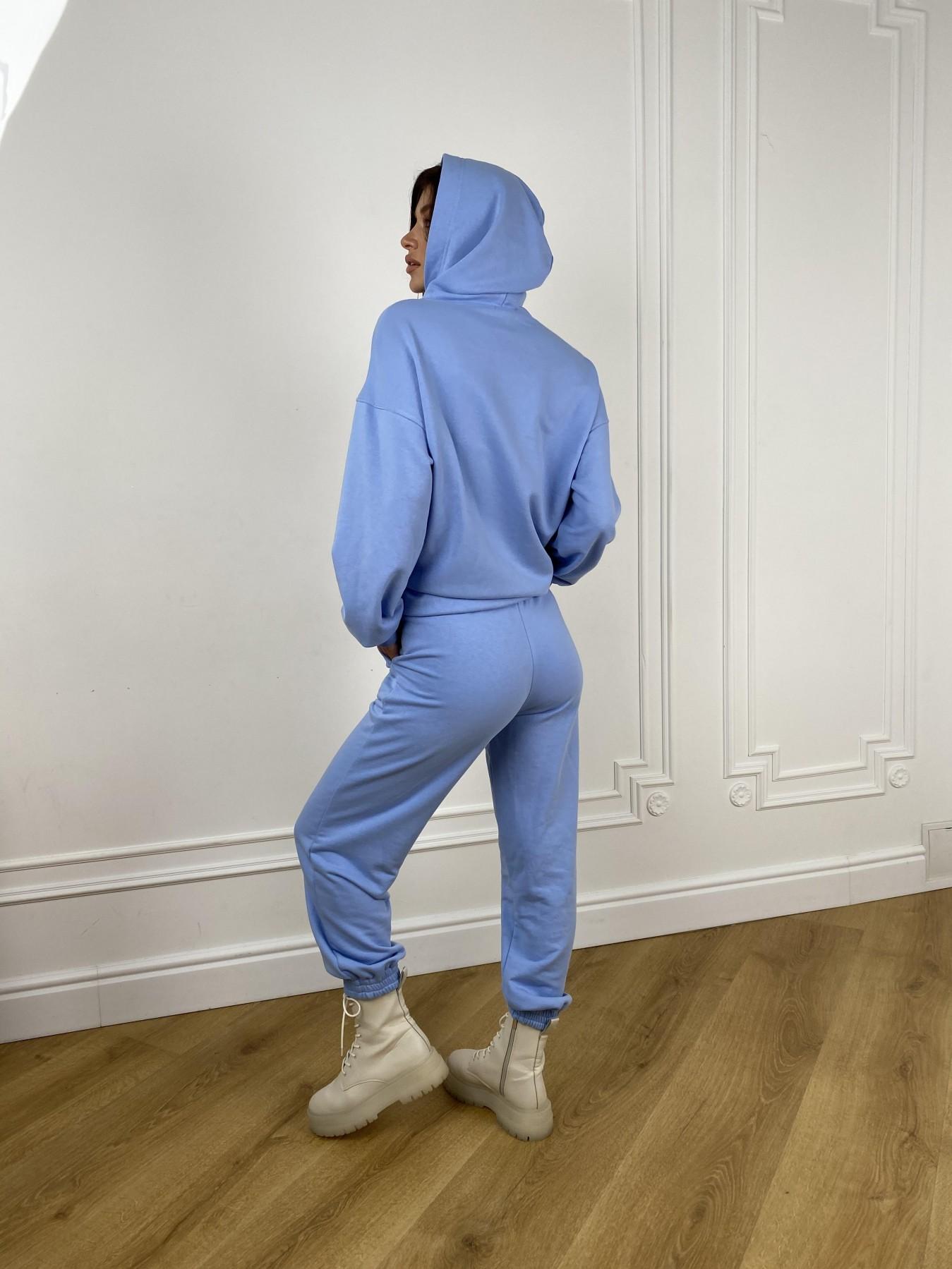 Марион костюм из 3х нитки 10581 АРТ. 46937 Цвет: Голубой - фото 5, интернет магазин tm-modus.ru