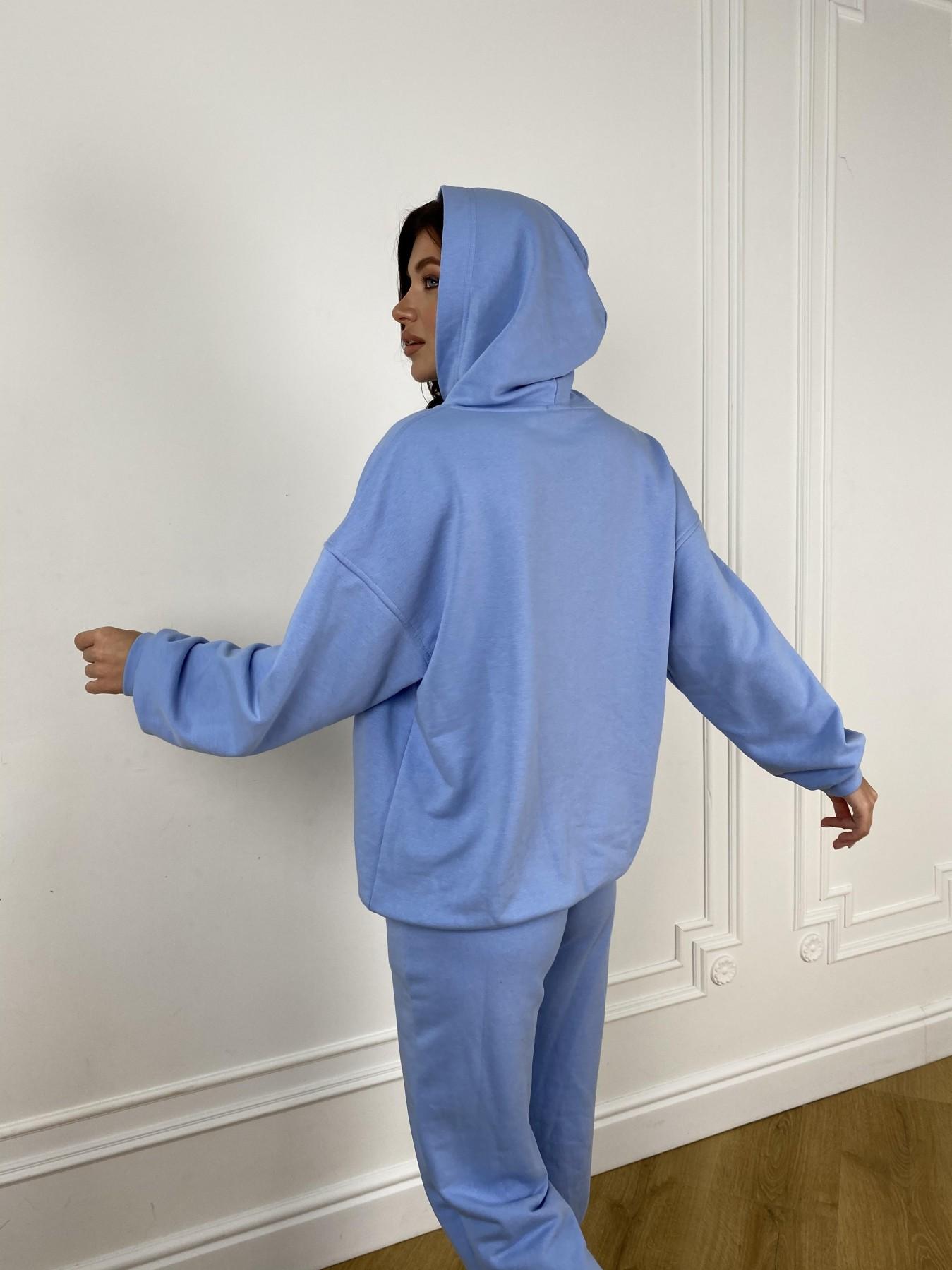 Марион костюм из 3х нитки 10581 АРТ. 46937 Цвет: Голубой - фото 6, интернет магазин tm-modus.ru