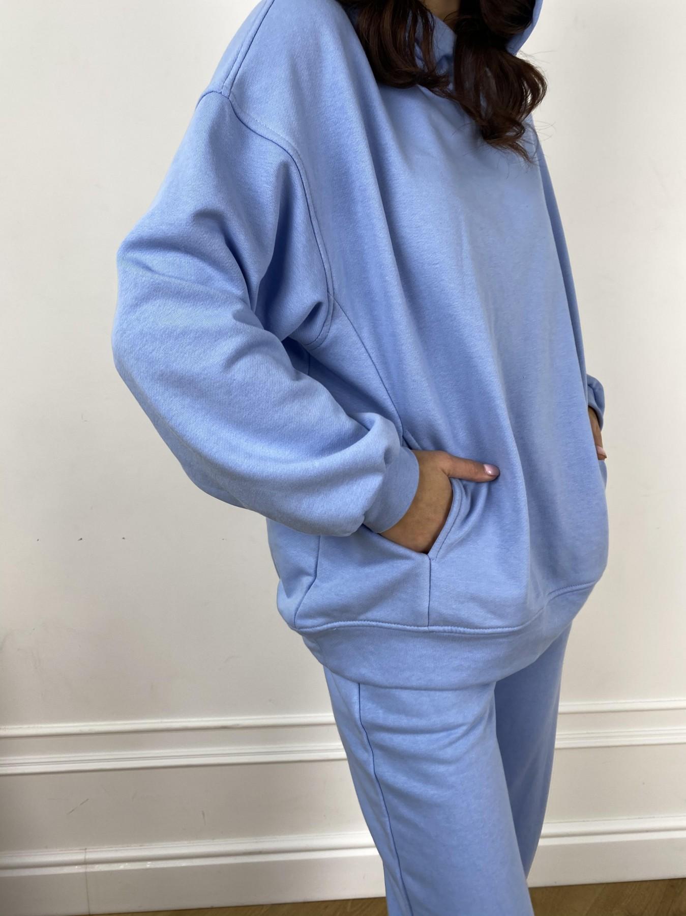 Марион костюм из 3х нитки 10581 АРТ. 46937 Цвет: Голубой - фото 7, интернет магазин tm-modus.ru