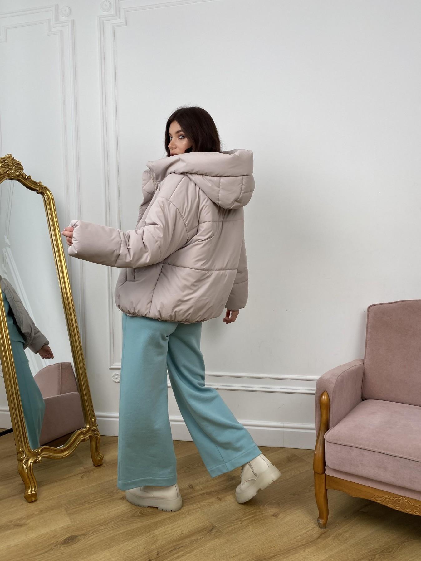 Нокс куртка из плащевой ткани 10535 АРТ. 46974 Цвет: Бежевый 511 - фото 1, интернет магазин tm-modus.ru