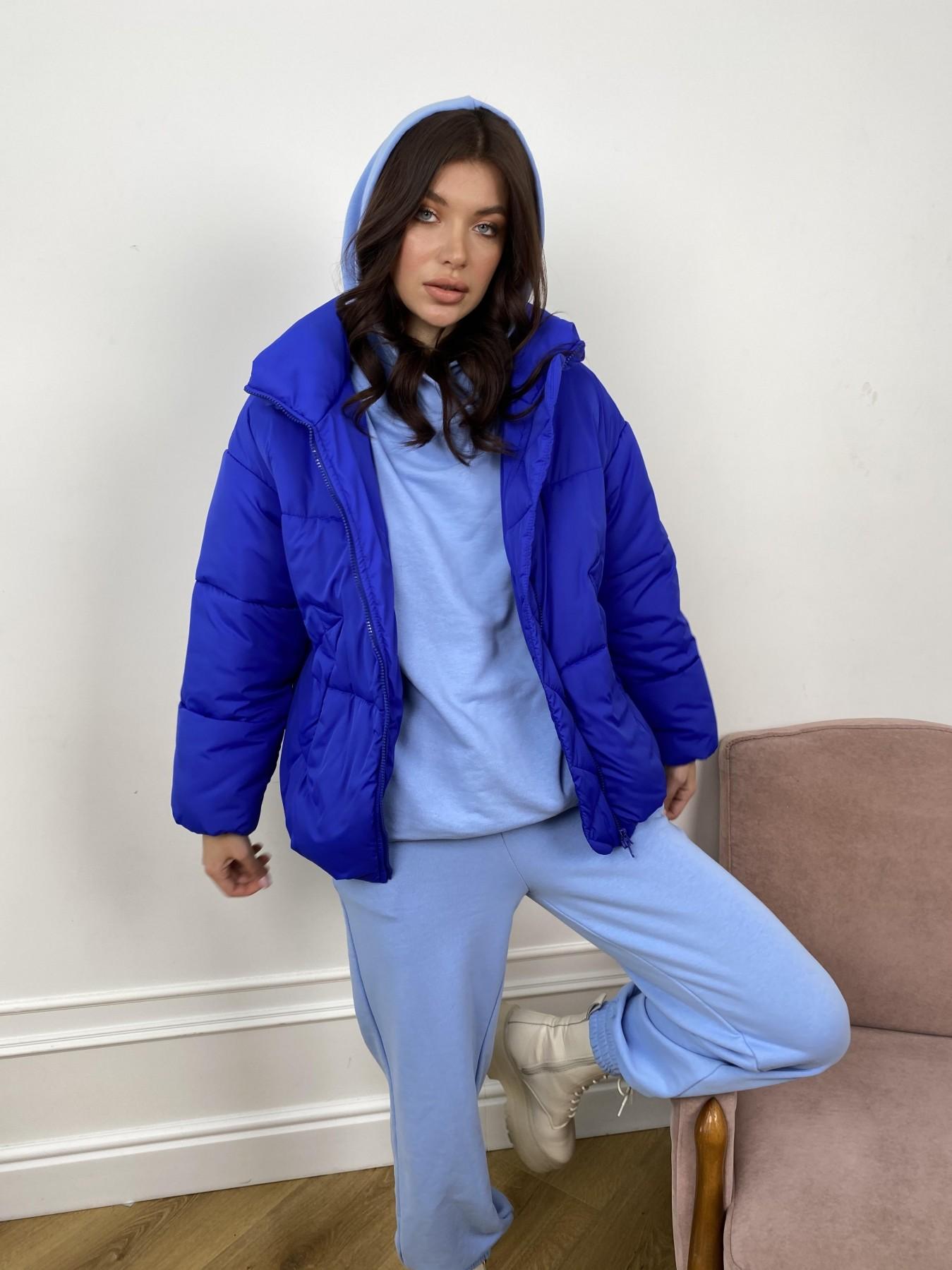Нокс куртка из плащевой ткани 10535 АРТ. 46881 Цвет: Электрик 1052 - фото 1, интернет магазин tm-modus.ru