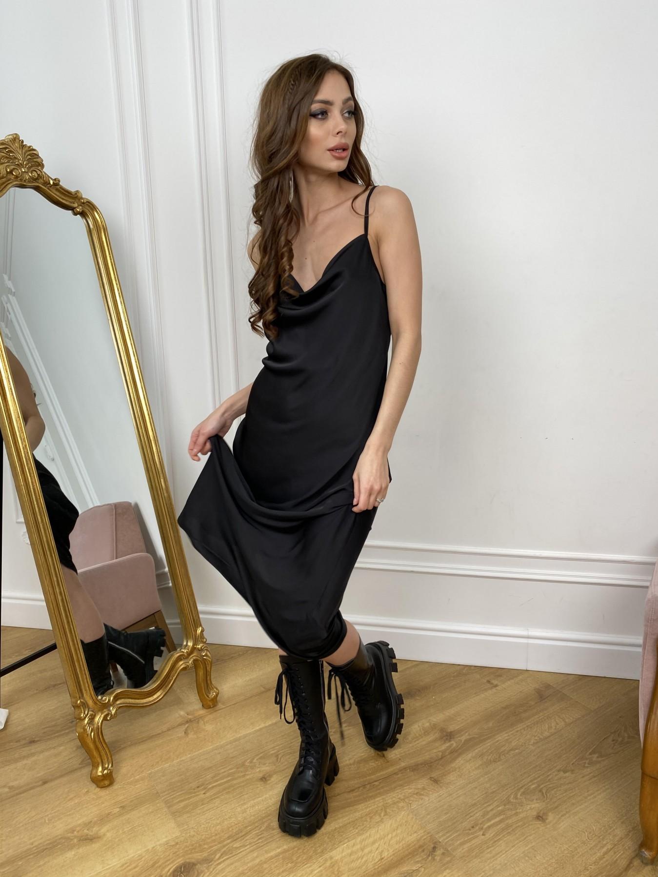 Платья Украина оптом от Модус Камая Лайт платье из шелка 10611