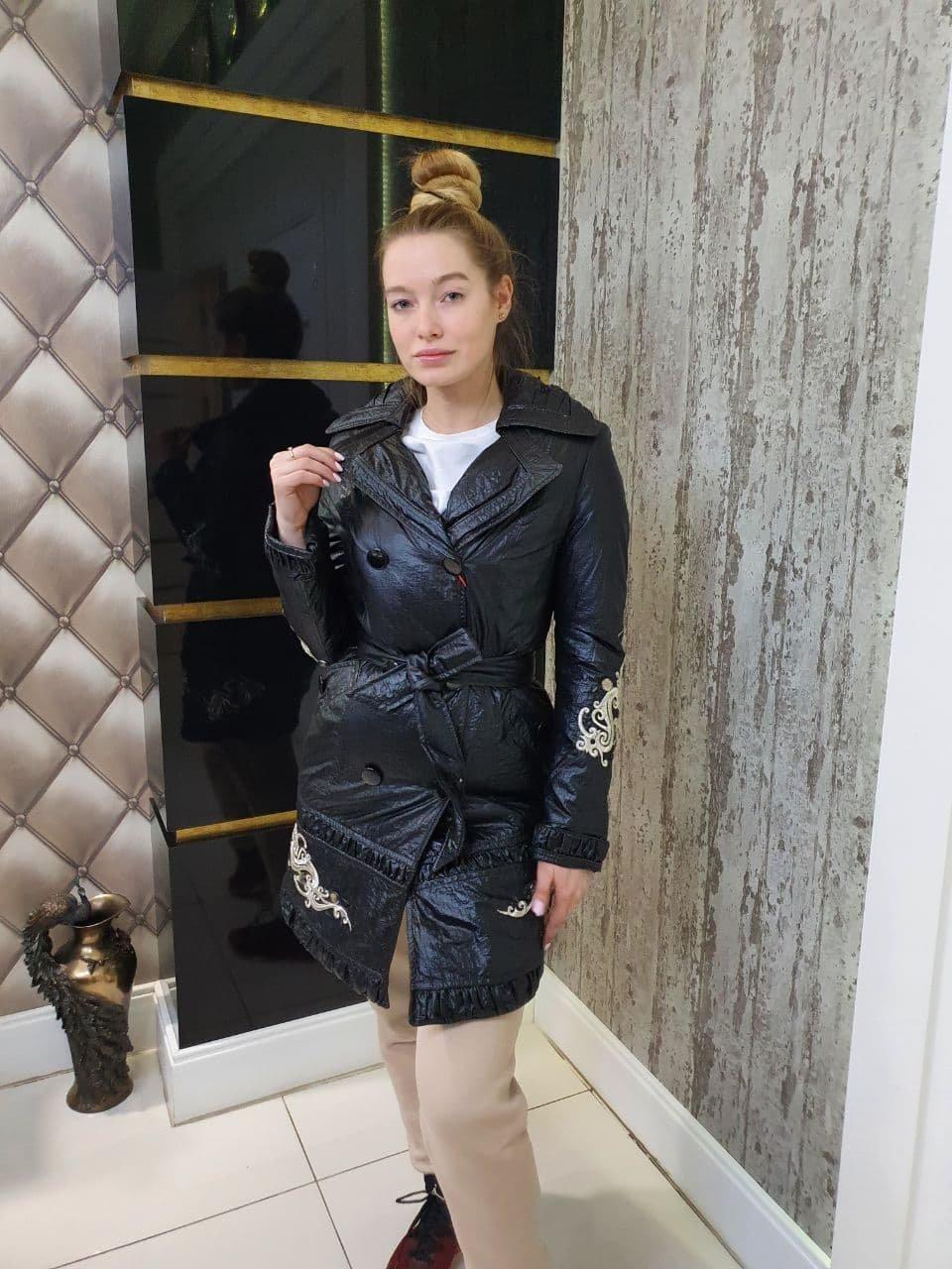 Пальто Зимнее Шарм 10724