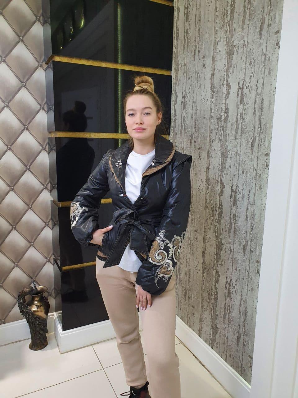 Куртка Весна Белис 10725