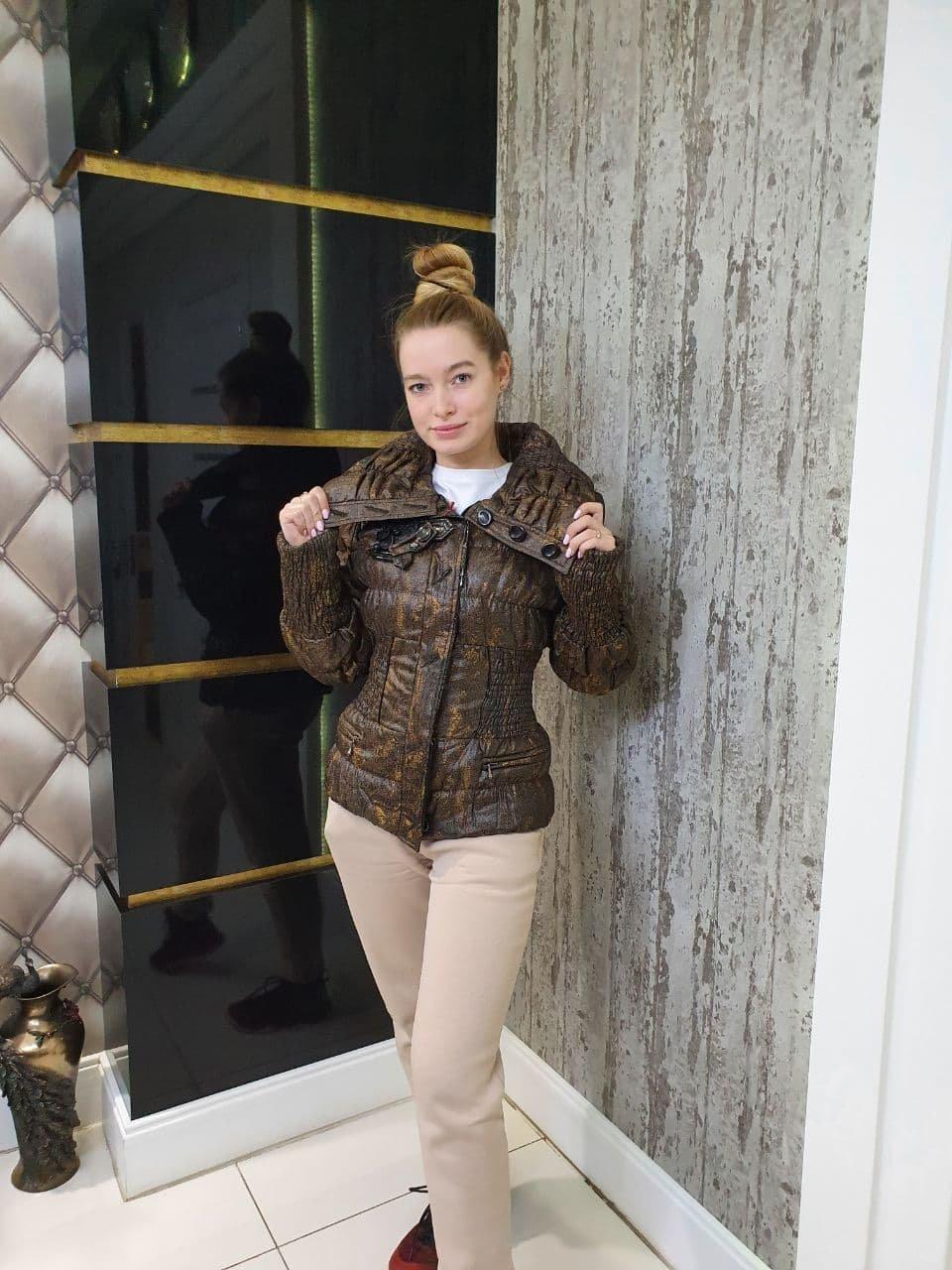 Куртка Весна Резинка 10720