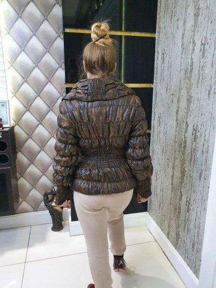 Купить Резинка002 куртка Весна 10730 оптом и в розницу
