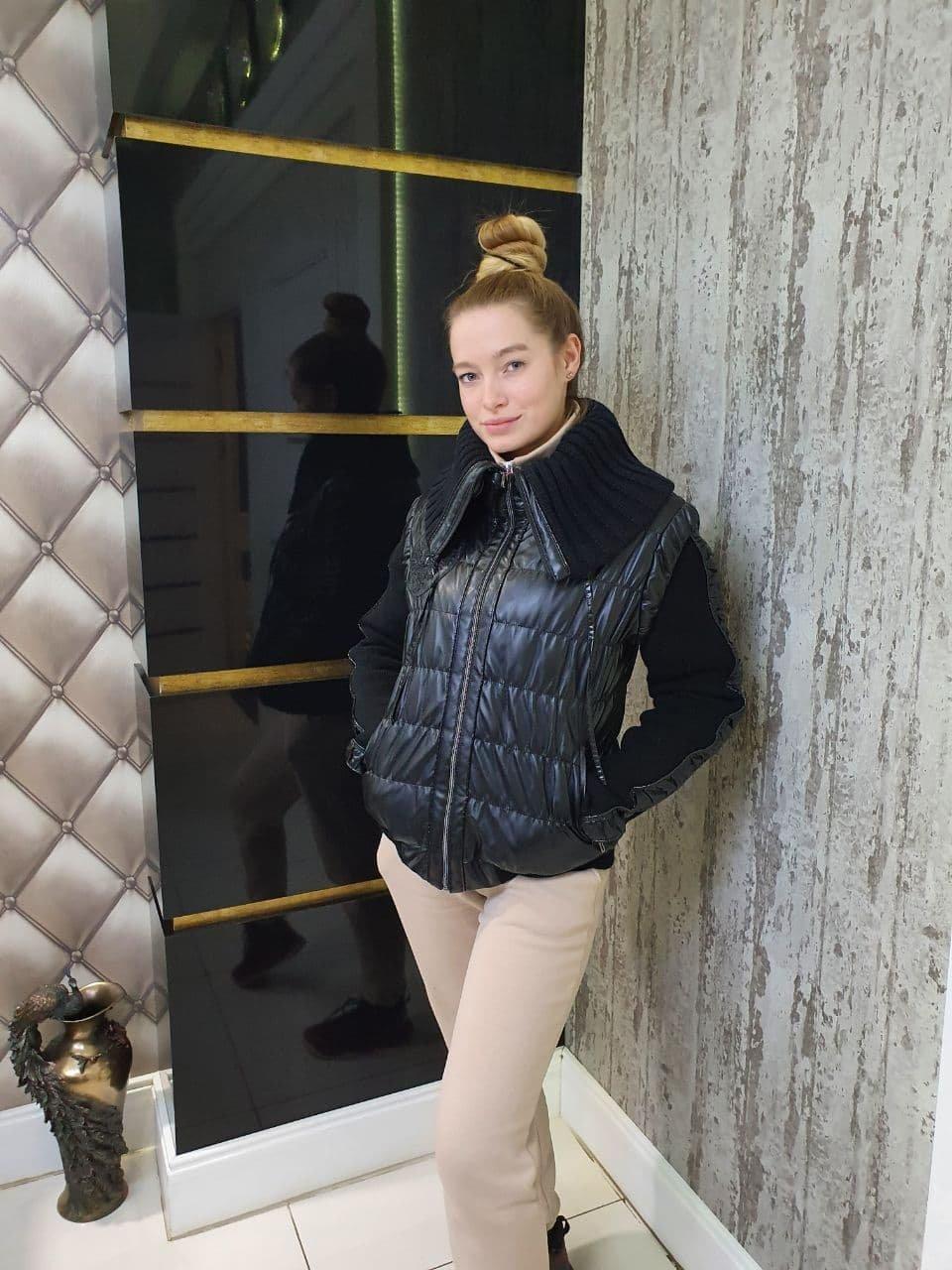 Куртка Весна Резинка 10727