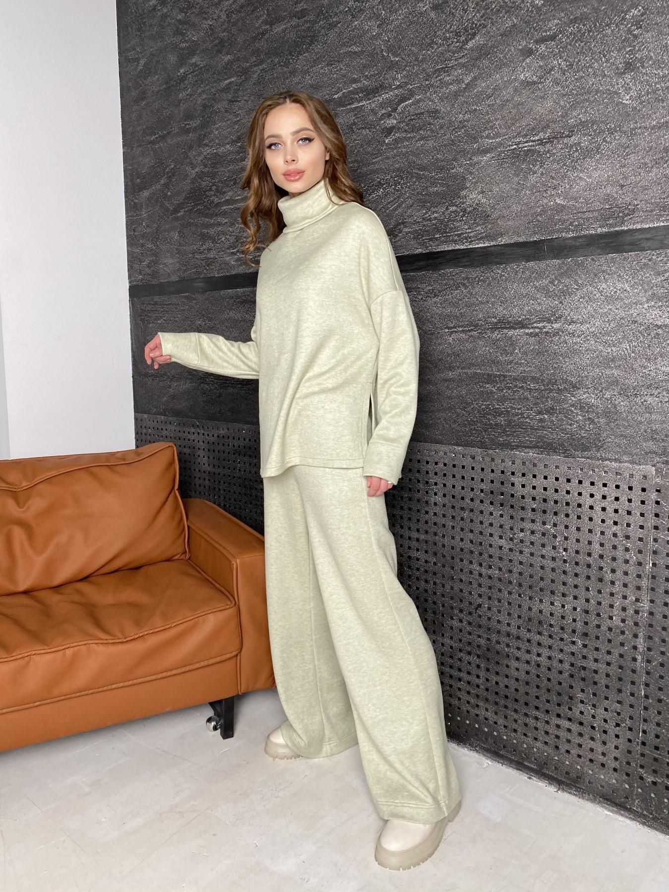 Купить женскую одежду оптом Лав Ю костюм из ангоры 10531
