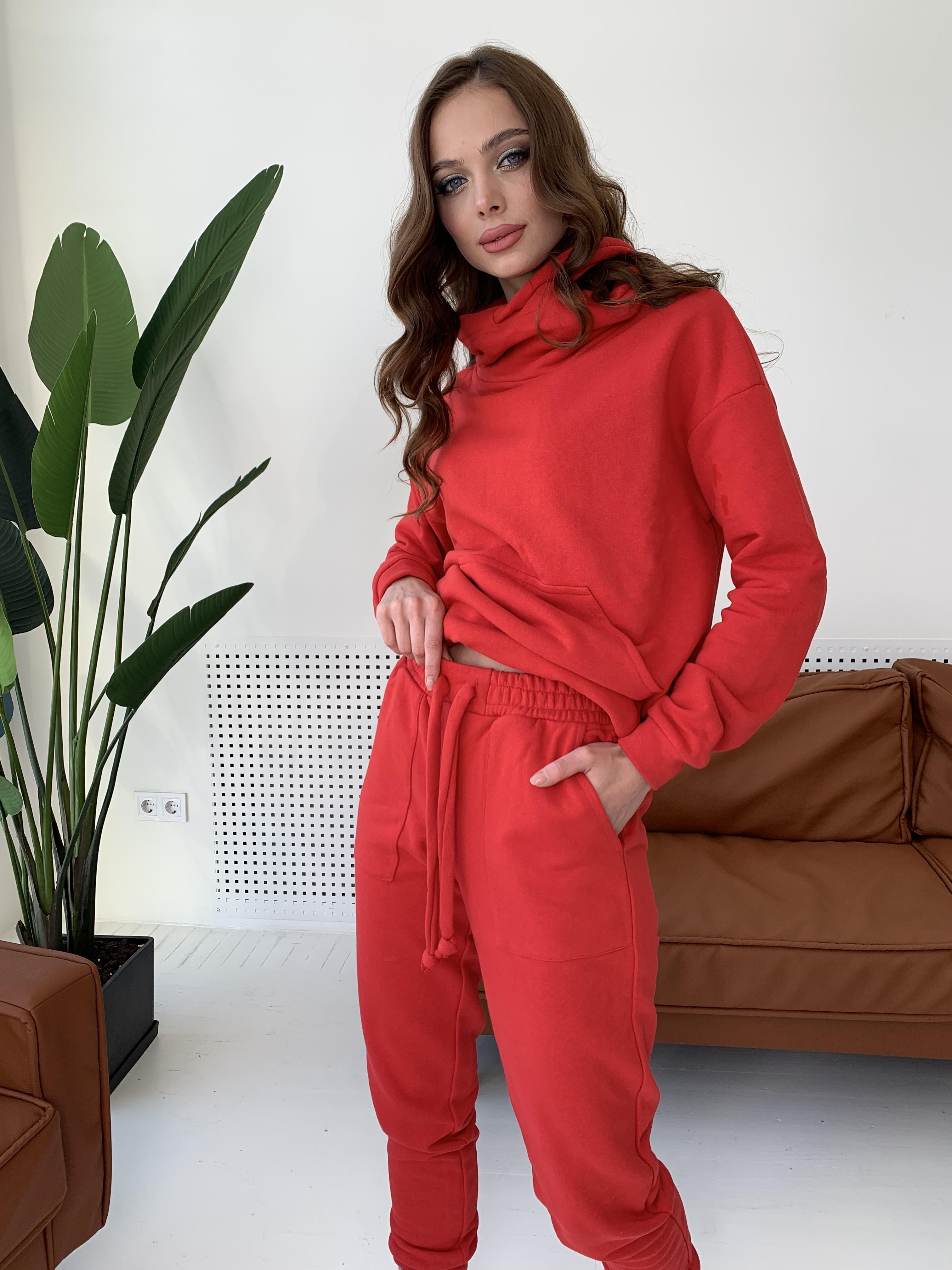 Костюм Фира 8994 АРТ. 45543 Цвет: Красный - фото 5, интернет магазин tm-modus.ru