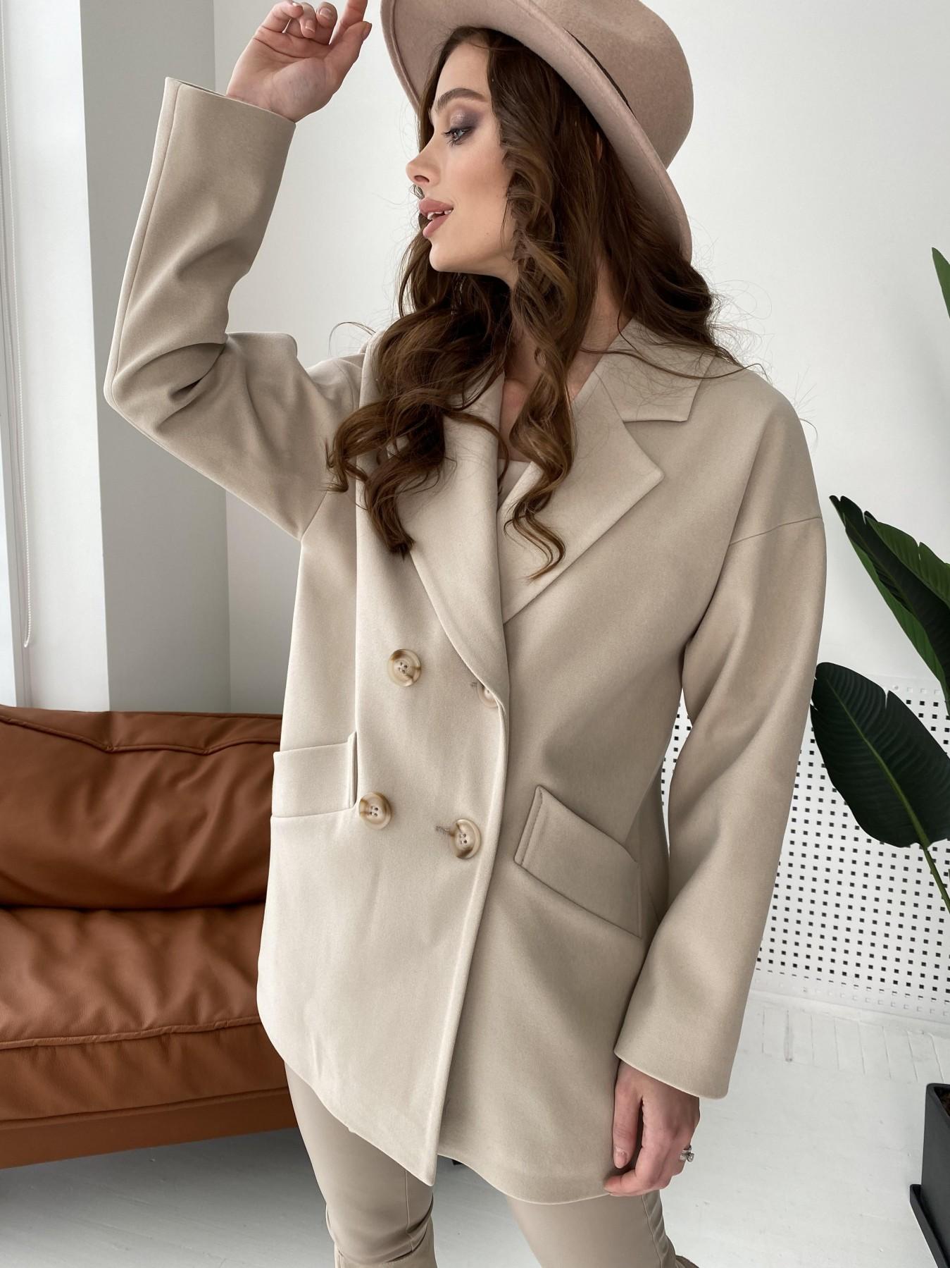 Демисезонного пальто оптом ТМ Modus Бонд пальто из кашемира  10571