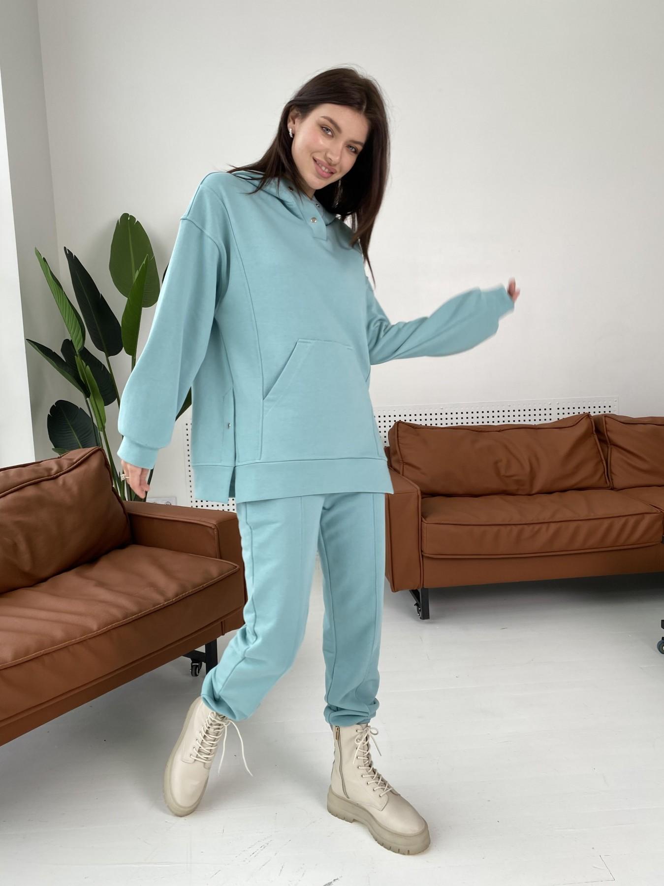 Лайф костюм  из 3х нитки 10782 АРТ. 47205 Цвет: Олива - фото 1, интернет магазин tm-modus.ru