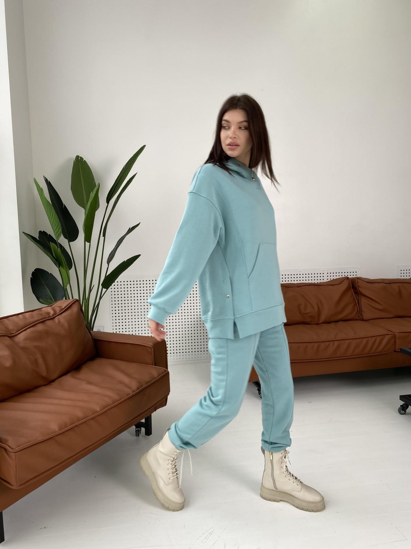 Лайф костюм  из 3х нитки 10782 АРТ. 47205 Цвет: Олива - фото 3, интернет магазин tm-modus.ru