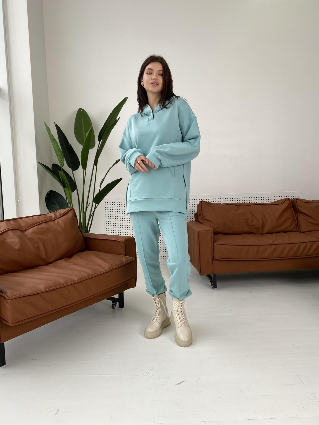 Лайф костюм  из 3х нитки 10782 АРТ. 47205 Цвет: Олива - фото 4, интернет магазин tm-modus.ru