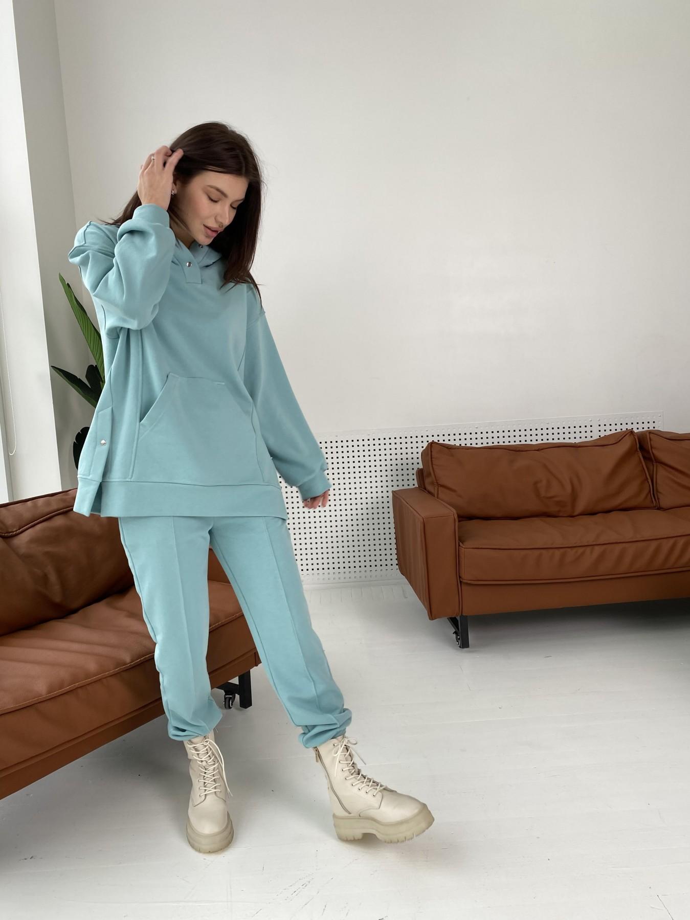 Лайф костюм  из 3х нитки 10782 АРТ. 47205 Цвет: Олива - фото 5, интернет магазин tm-modus.ru