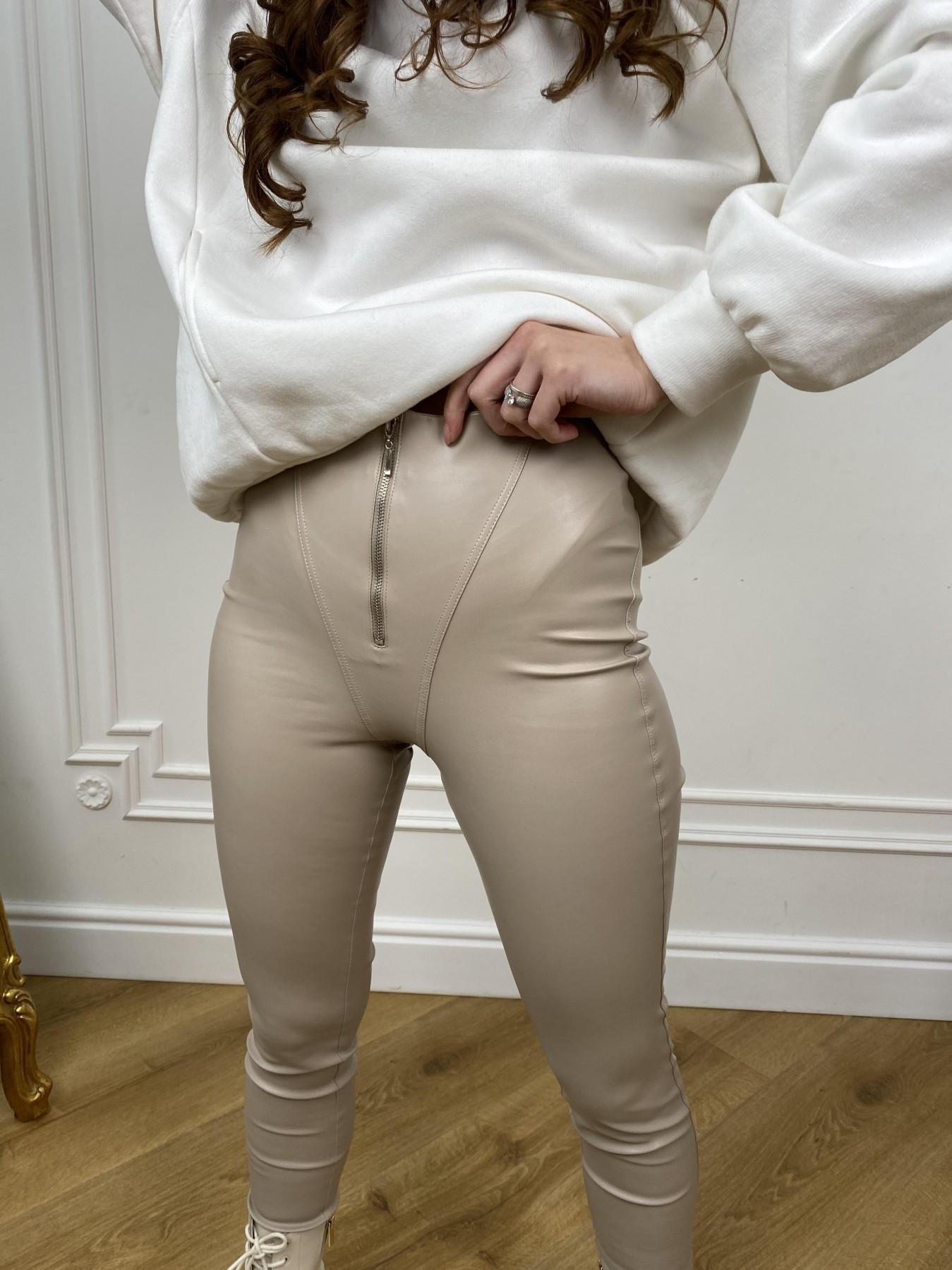 женские брюки в интернет-магазине Кола леггинсы из экокожи  10562