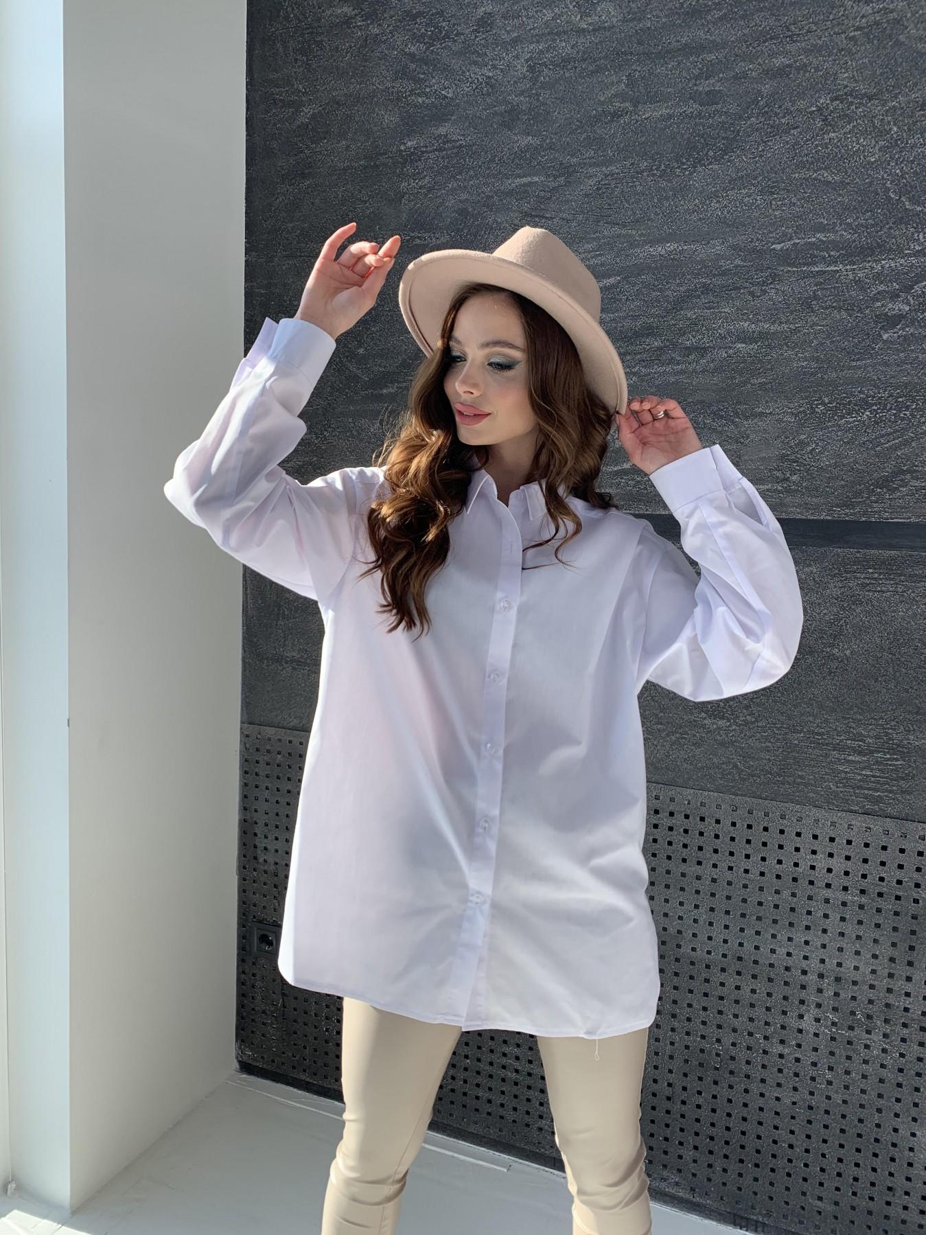 Женская рубашка купить от Modus Найс рубашка из хлопковой ткани 10808