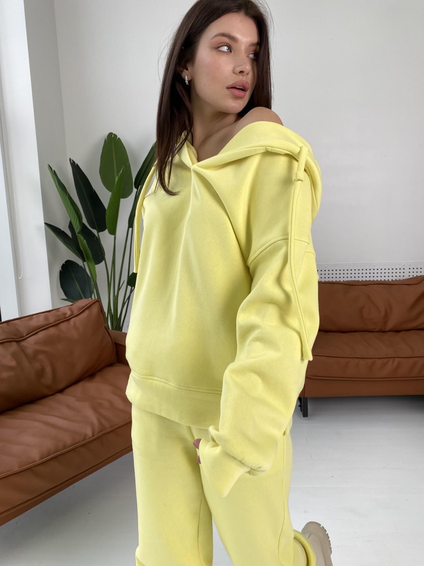 Ярис костюм из 3х нитки 10789 АРТ. 47259 Цвет: Лимон - фото 1, интернет магазин tm-modus.ru