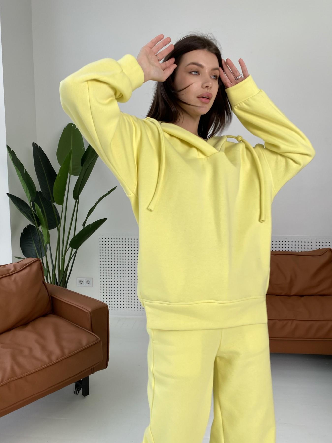 Ярис костюм из 3х нитки 10789 АРТ. 47259 Цвет: Лимон - фото 5, интернет магазин tm-modus.ru