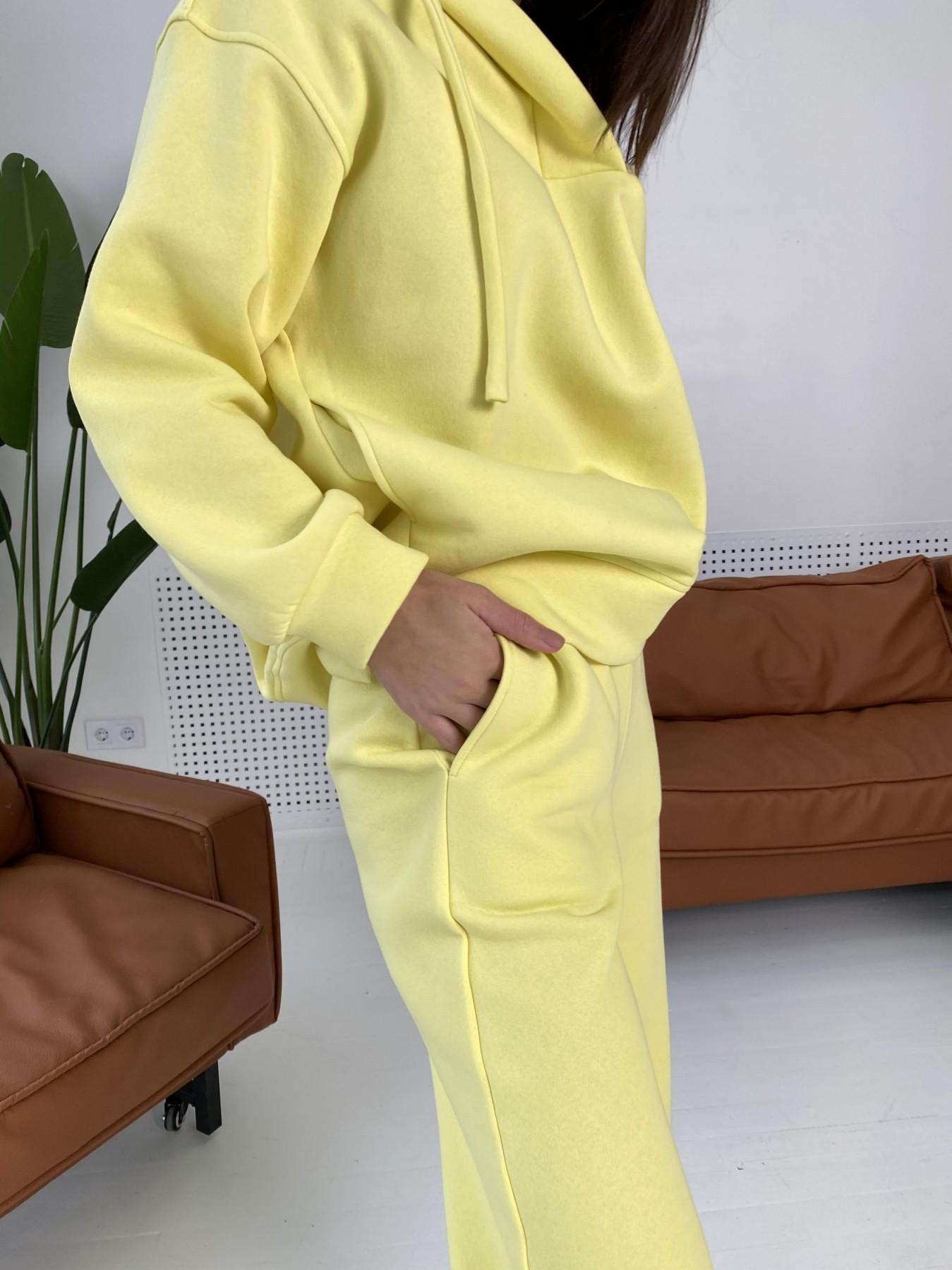 Ярис костюм из 3х нитки 10789 АРТ. 47259 Цвет: Лимон - фото 6, интернет магазин tm-modus.ru