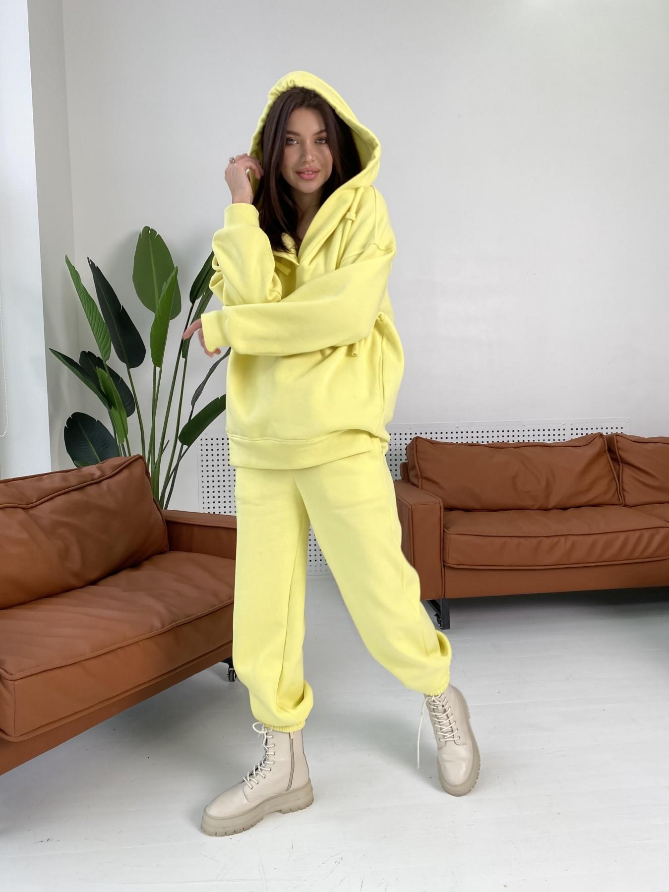 Ярис костюм из 3х нитки 10789 АРТ. 47259 Цвет: Лимон - фото 7, интернет магазин tm-modus.ru