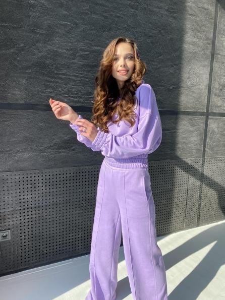 """Купить """"Бейби""""  прогулочный костюм из 3х нитки 10812 оптом и в розницу"""