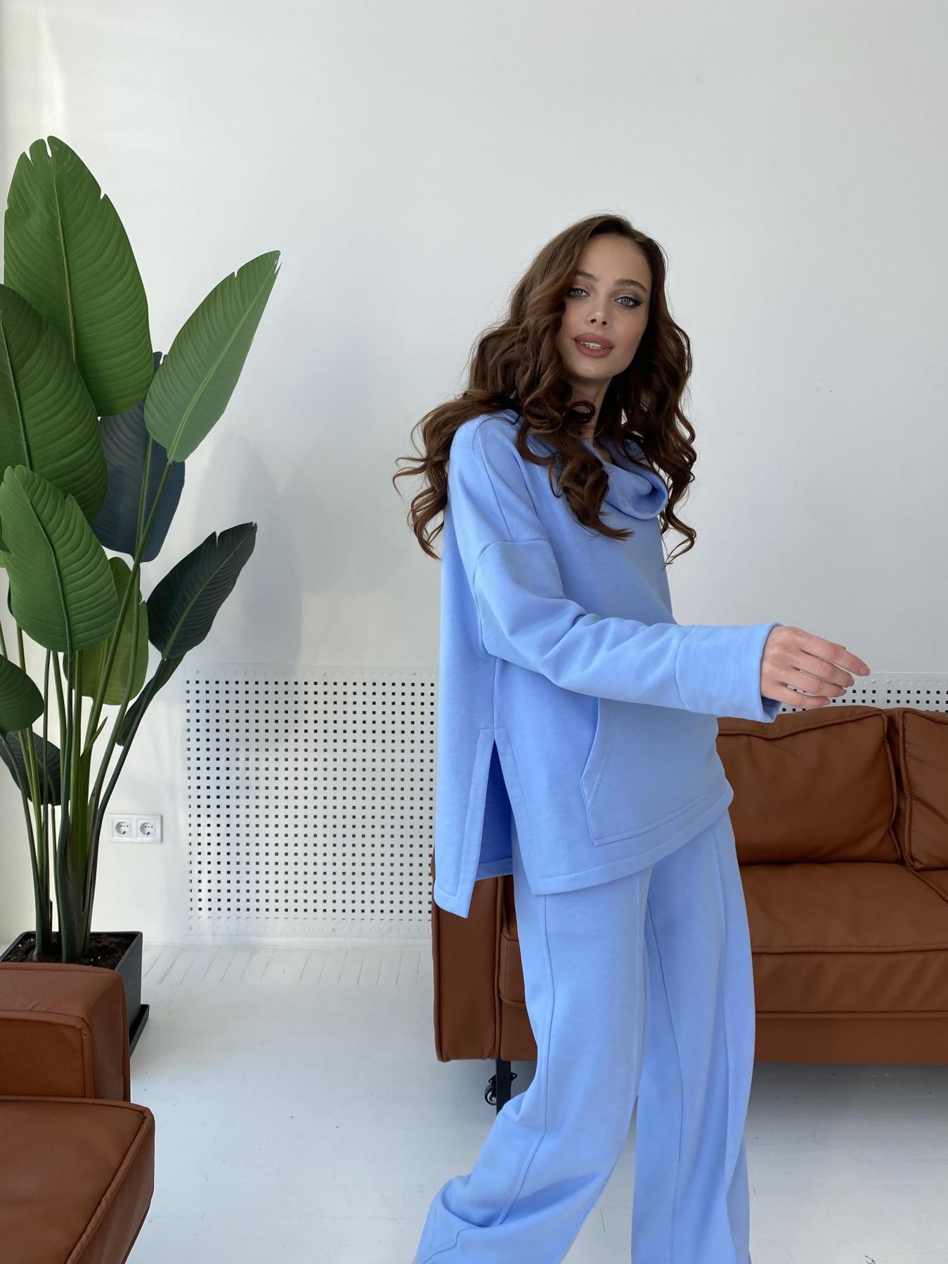Кристиан костюм 3х нитка 10676 АРТ. 47246 Цвет: Голубой - фото 3, интернет магазин tm-modus.ru