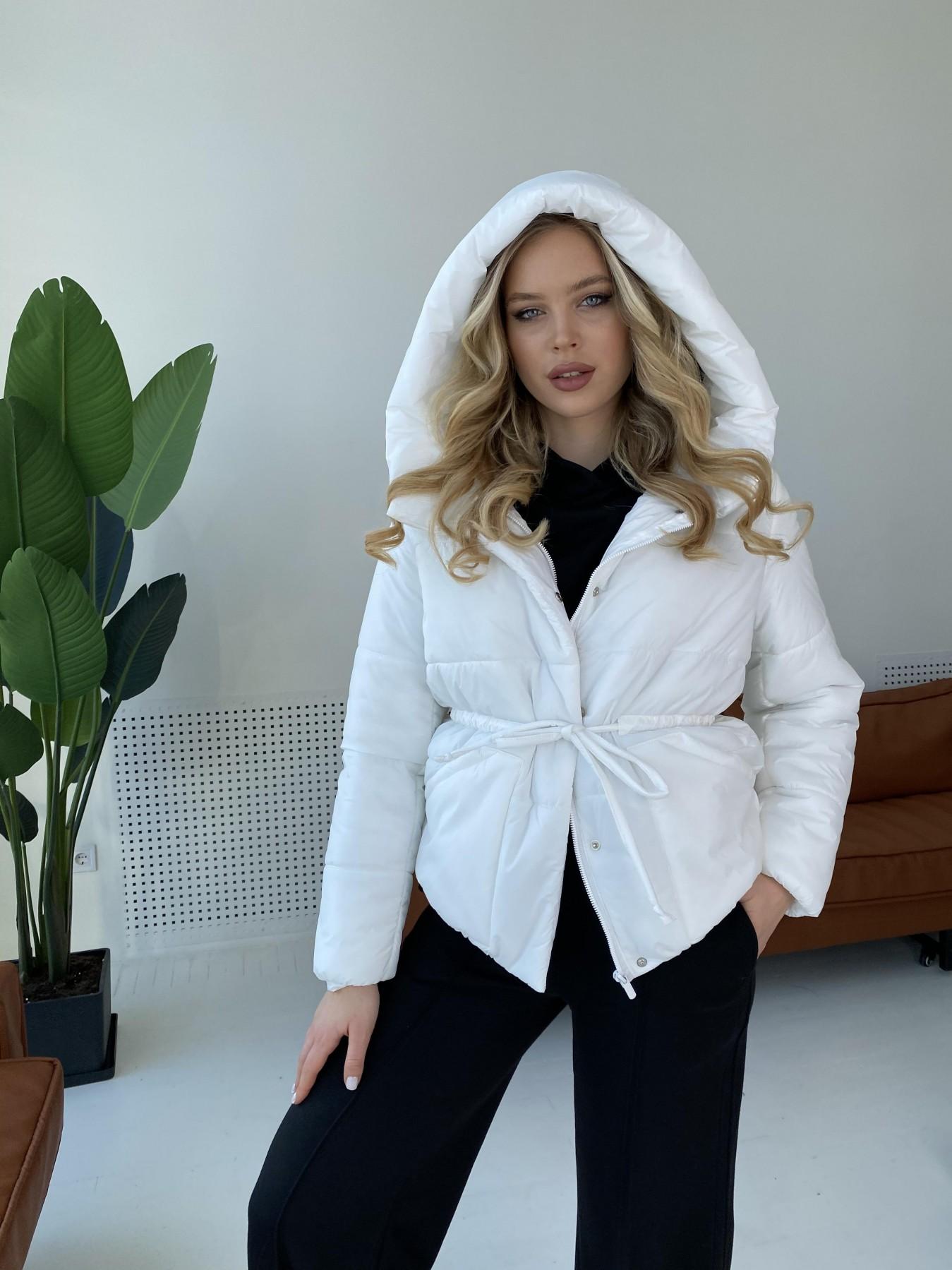 куртка женская купить Пино куртка из плащевой ткани 10489