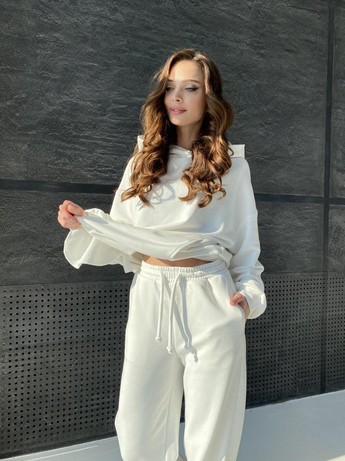Марион костюм из 3х нитки 10581 АРТ. 47159 Цвет: Молоко - фото 4, интернет магазин tm-modus.ru