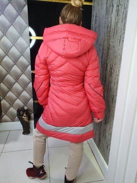 """Купить Мальвина плащевка пальто Зима """"10698"""" оптом и в розницу"""