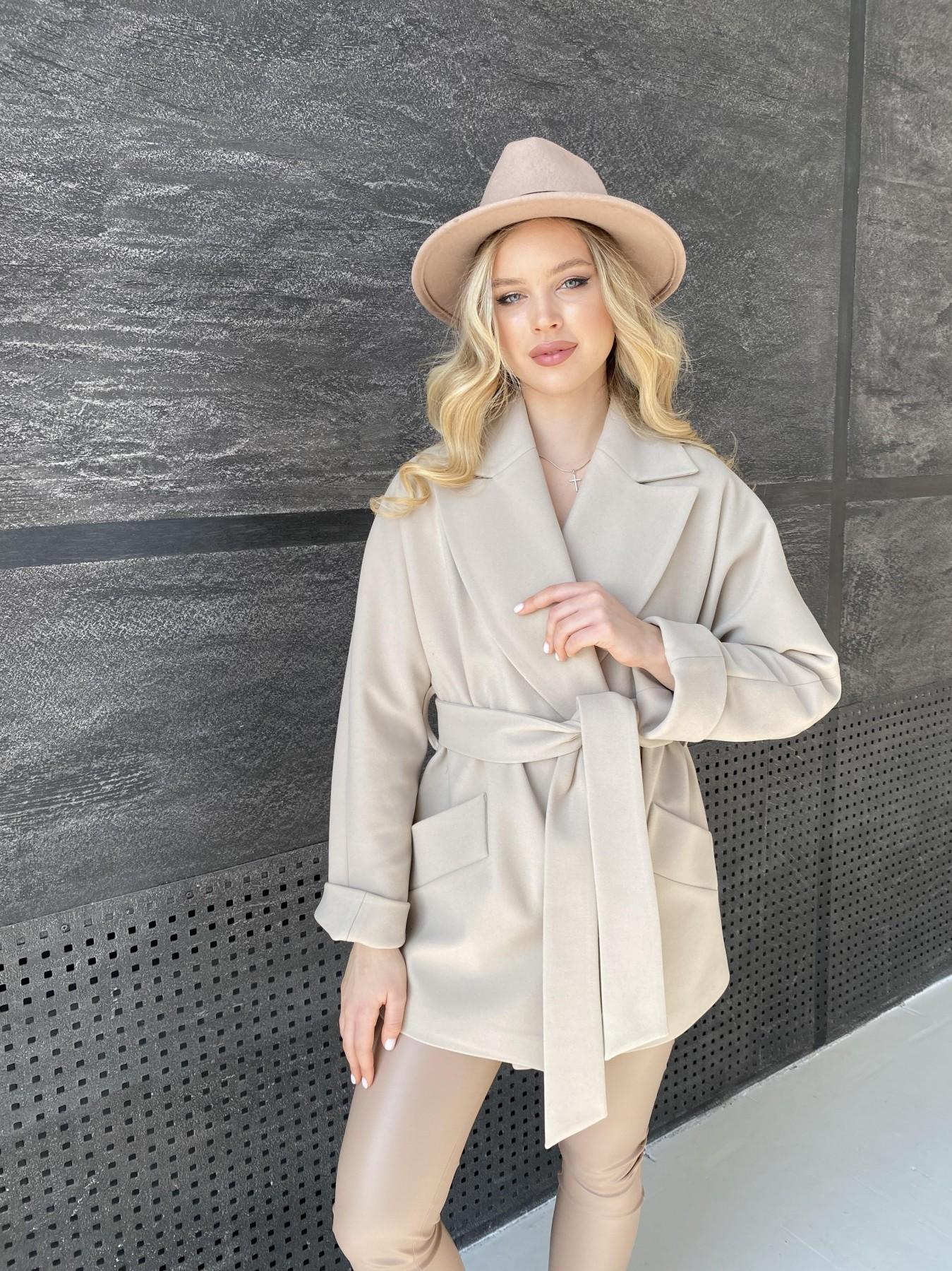 Женские демисезонные пальто производитель Харьков Modus Дефиле пальто из кашемира 10585