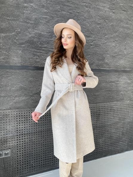 """Купить """"Севен флеш""""  пальто 10748 оптом и в розницу"""