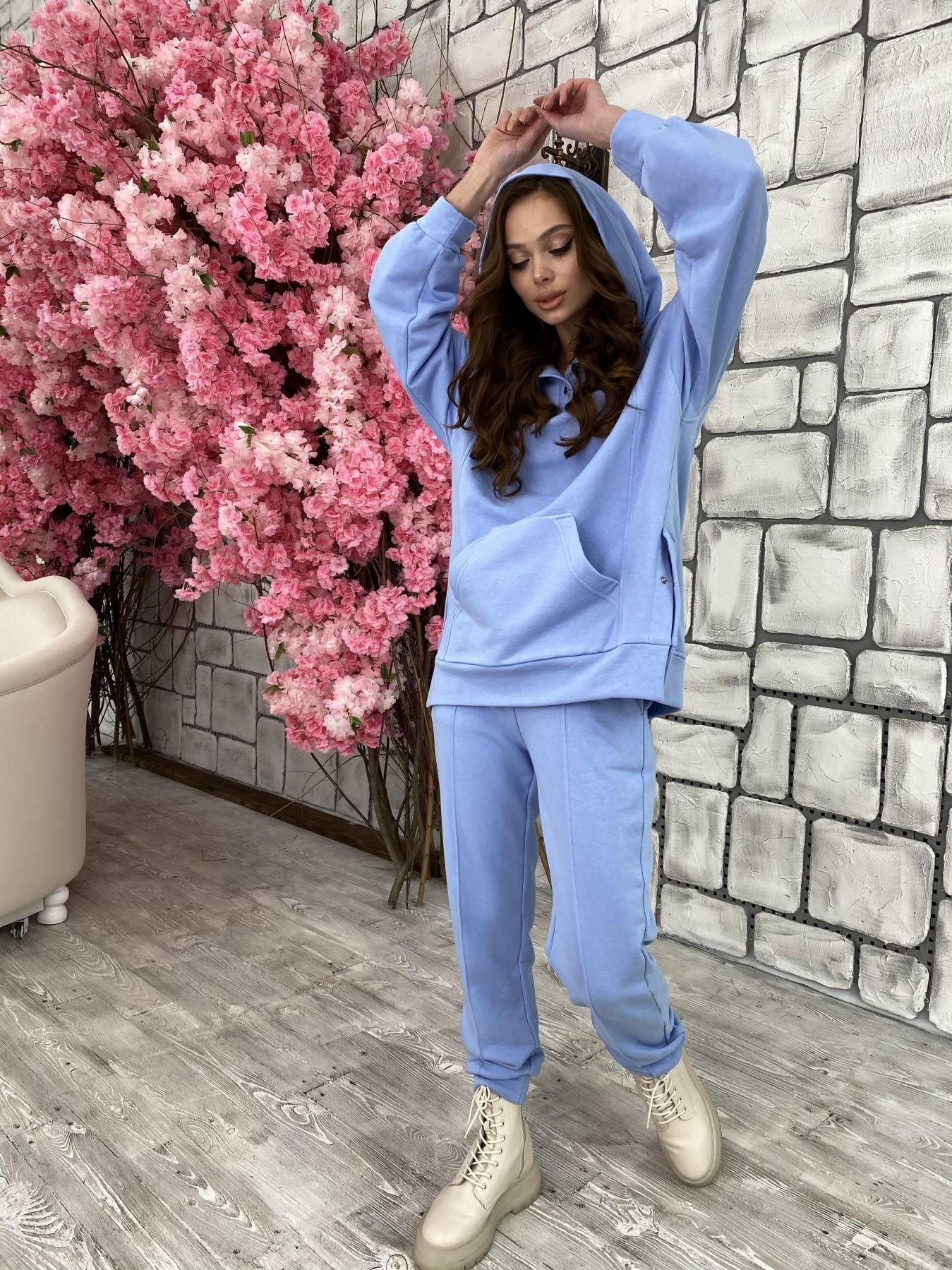 Лайф костюм  из 3х нитки 10782 АРТ. 47255 Цвет: Голубой - фото 5, интернет магазин tm-modus.ru