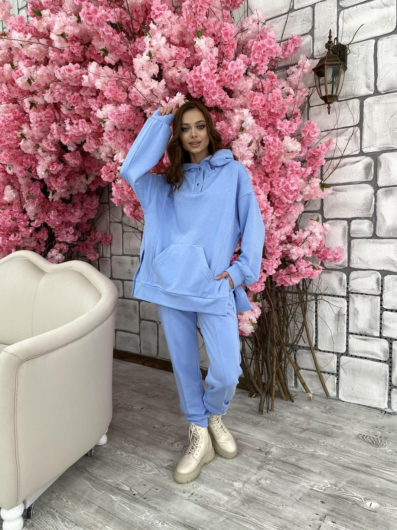 Лайф костюм  из 3х нитки 10782 АРТ. 47255 Цвет: Голубой - фото 7, интернет магазин tm-modus.ru
