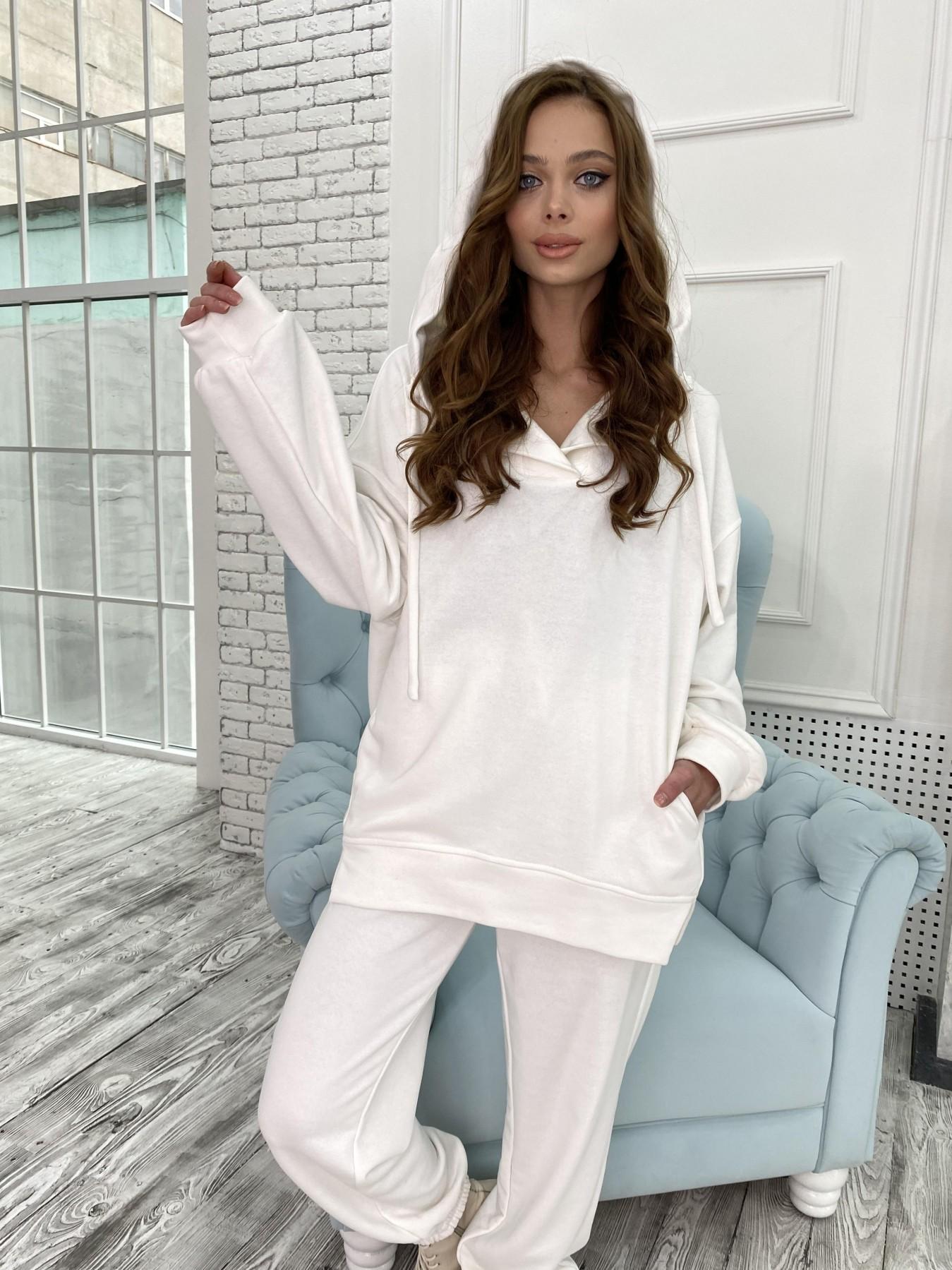 Женская одежда оптом от производителя Ярис костюм из 3х нитки 10789