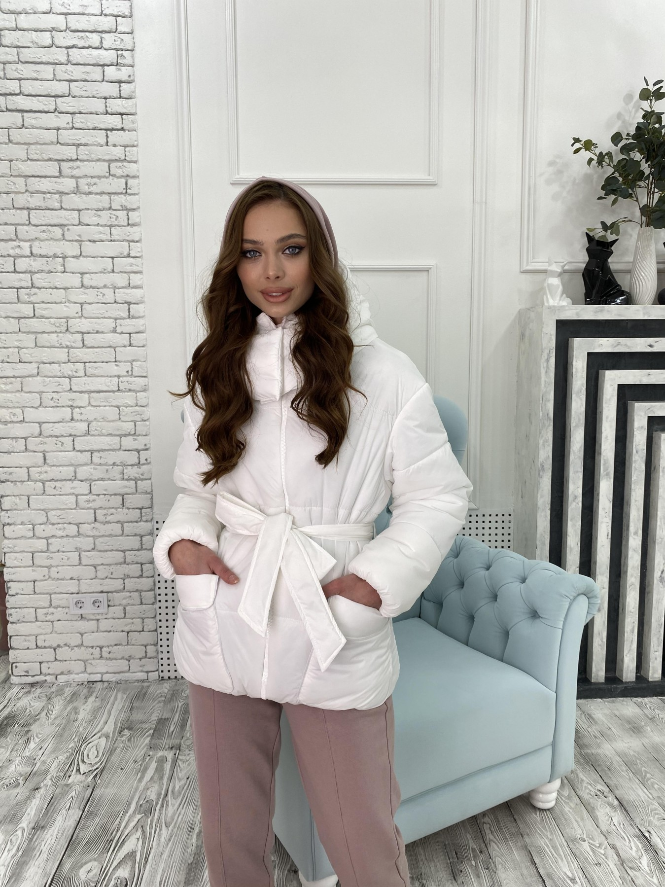 куртки оптом Харьков Док куртка из  плащевки Ammy 10822