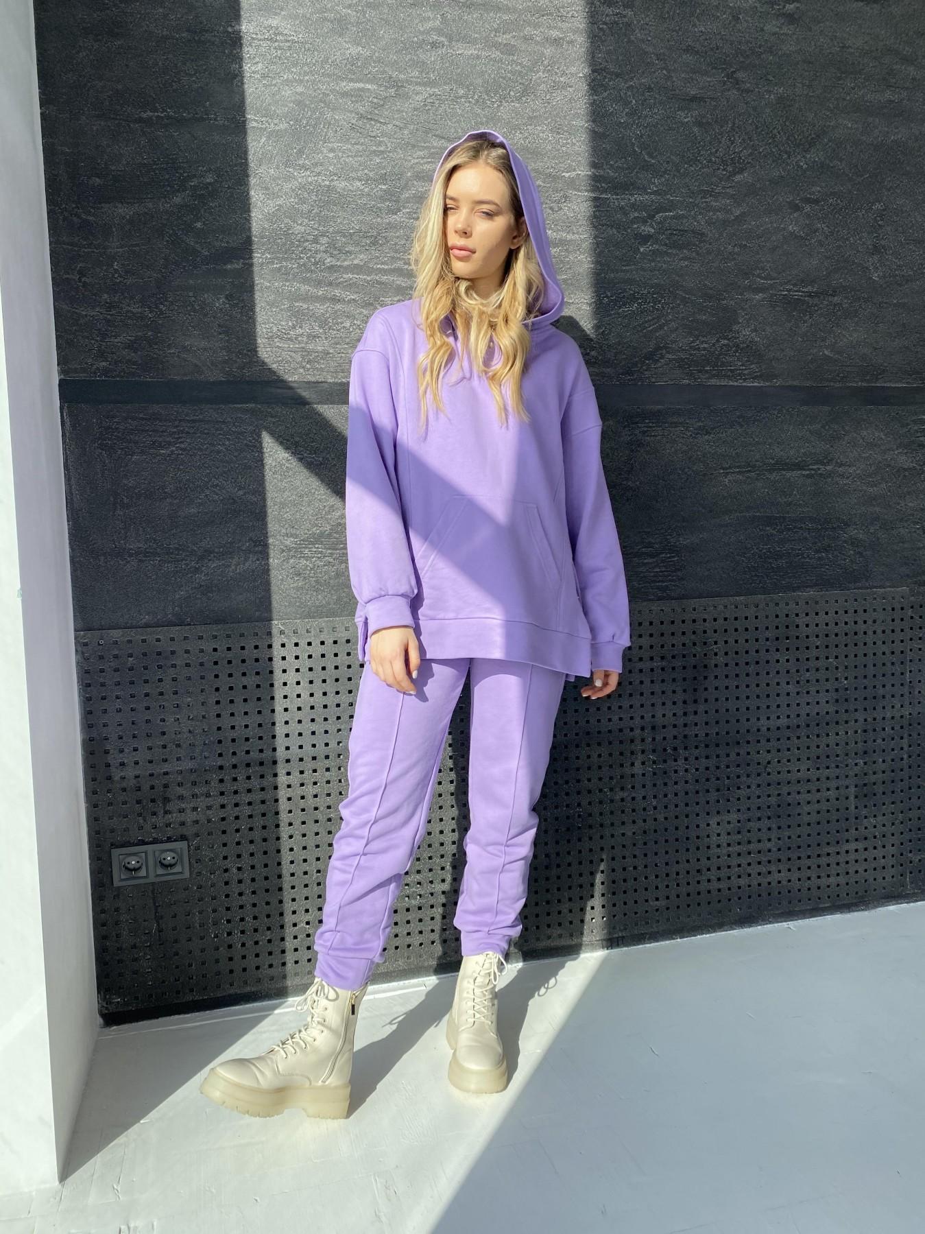 Лайф костюм  из 3х нитки 10782 АРТ. 47258 Цвет: Лаванда - фото 4, интернет магазин tm-modus.ru