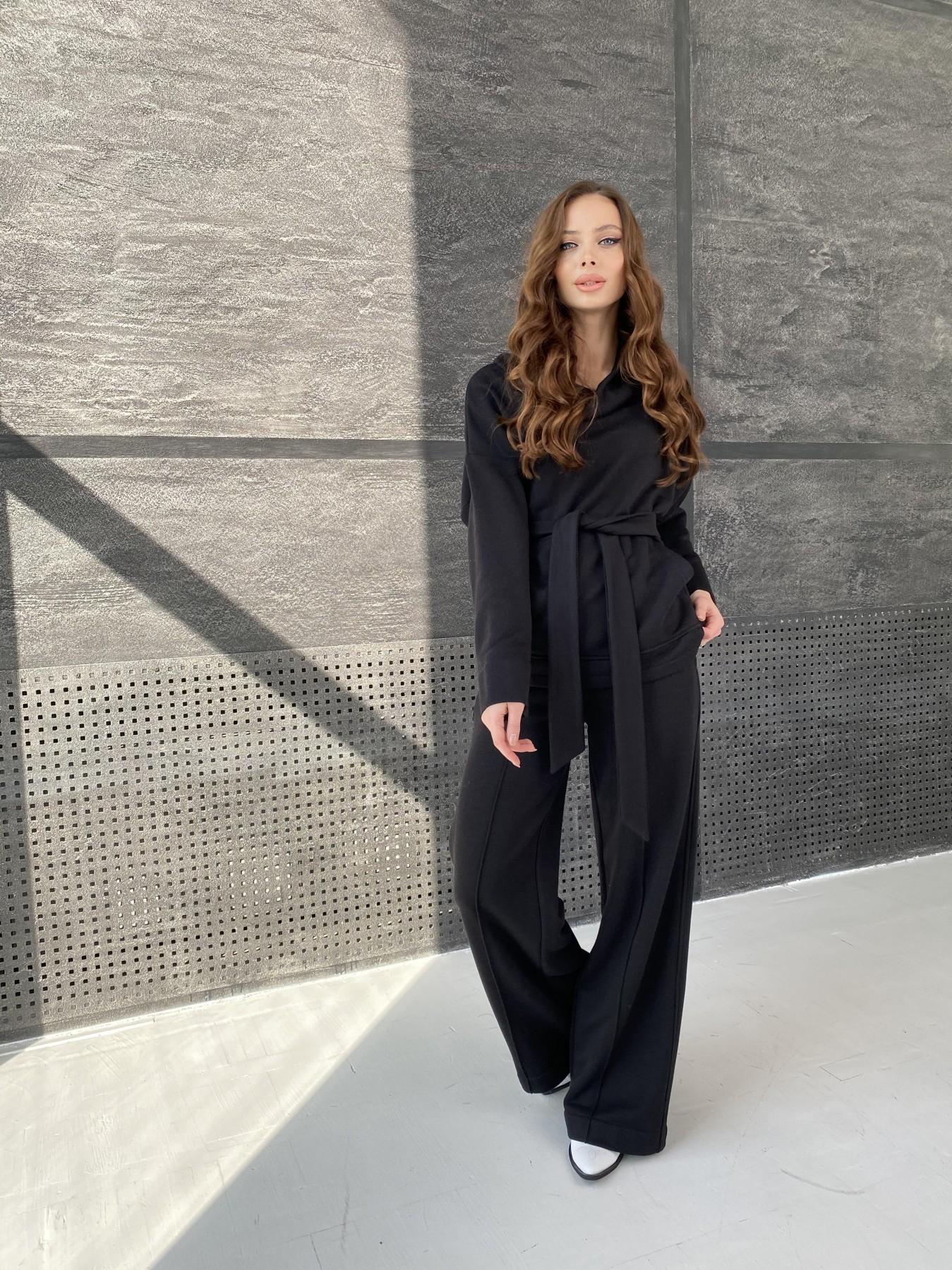 Кристиан костюм 3х нитка 10676 АРТ. 47247 Цвет: Черный - фото 4, интернет магазин tm-modus.ru