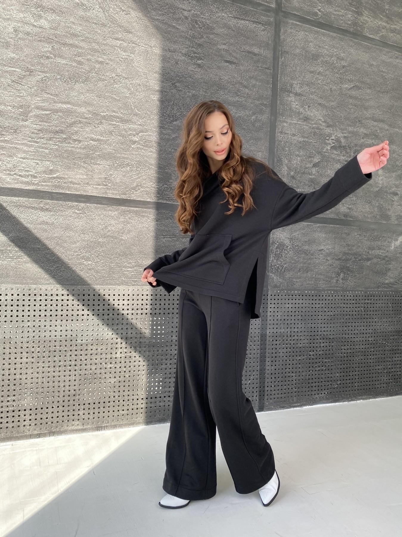 Кристиан костюм 3х нитка 10676 АРТ. 47247 Цвет: Черный - фото 6, интернет магазин tm-modus.ru