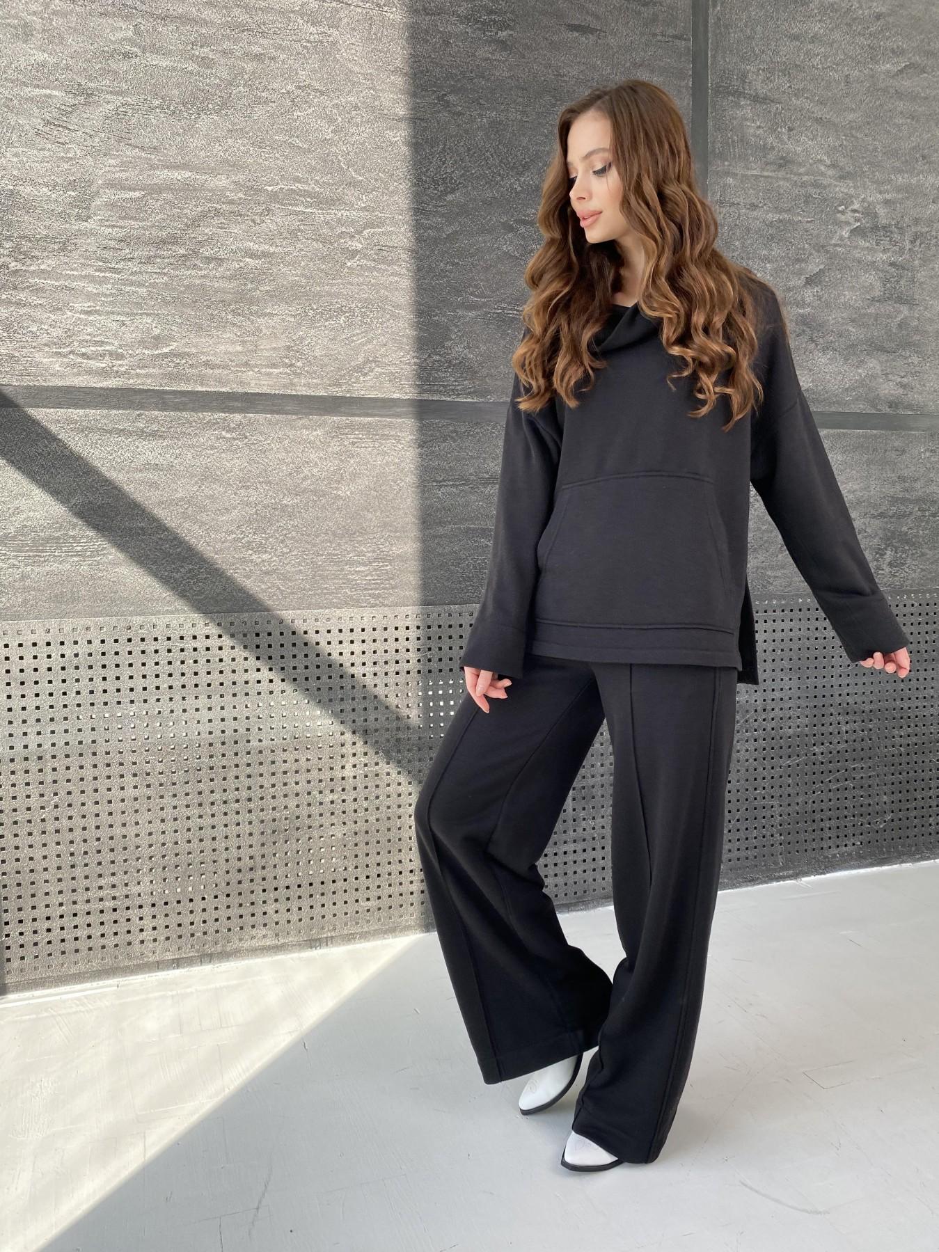 Кристиан костюм 3х нитка 10676 АРТ. 47247 Цвет: Черный - фото 8, интернет магазин tm-modus.ru