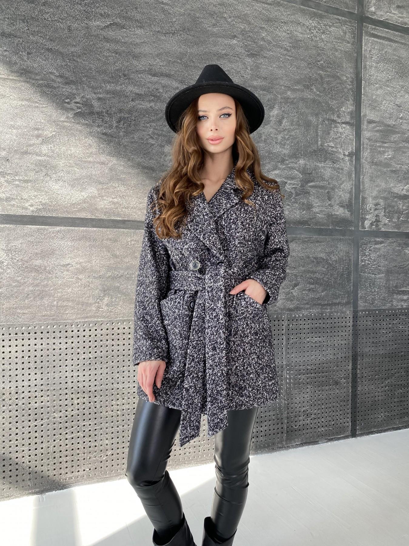 Пальто стеганное демисезонное женское цена от Modus Бонд пальто из шерсти букле  10770