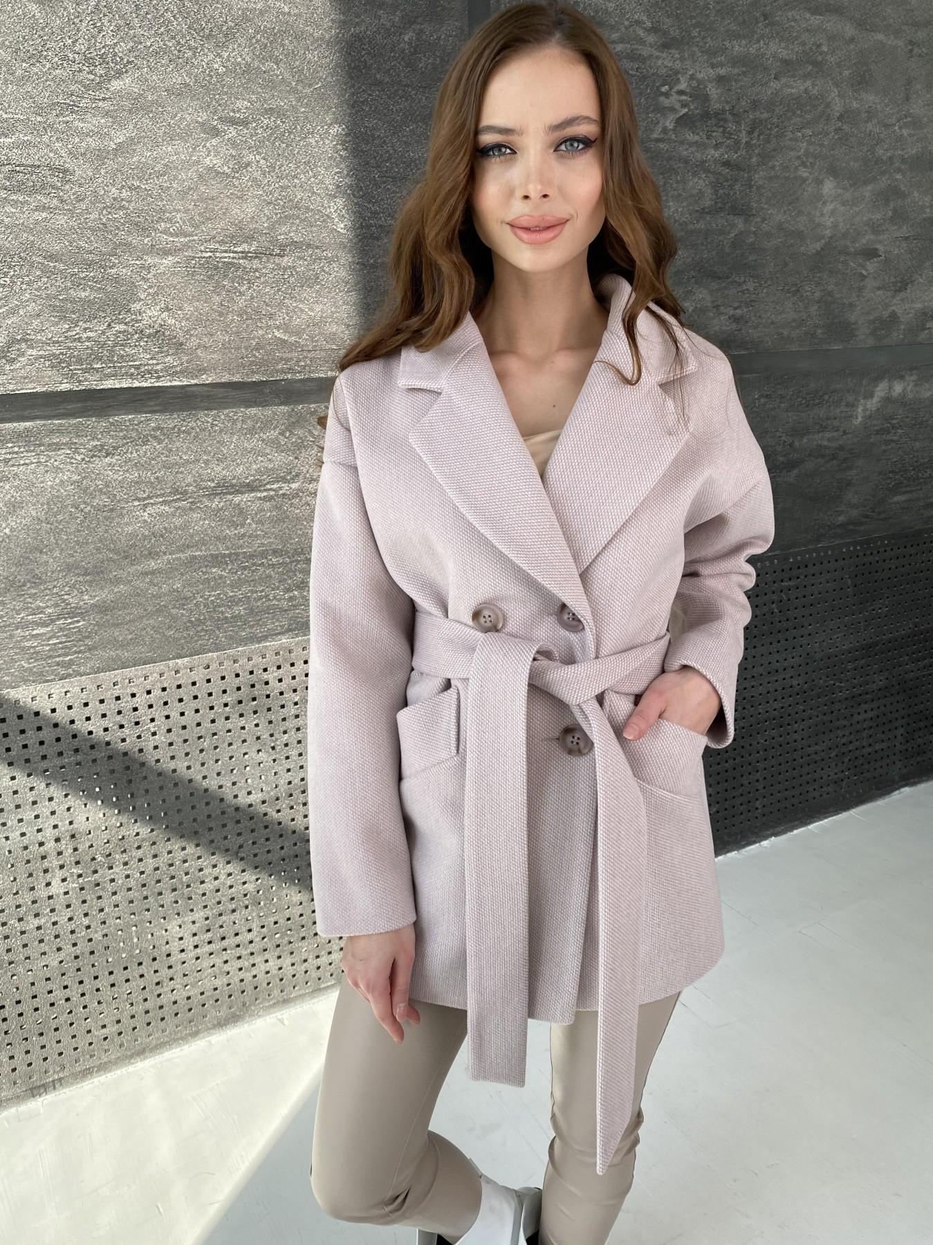 Пальто женское демисезонное интернет магазин TM Modus Бонд Флеш пальто из пальтовой ткани 10768