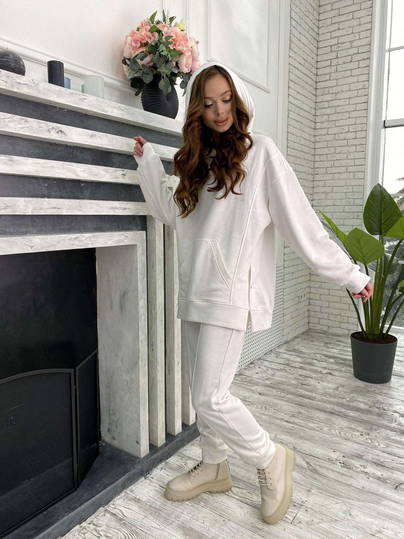 Купить женскую одежду оптом Лайф костюм  из 3х нитки 10782