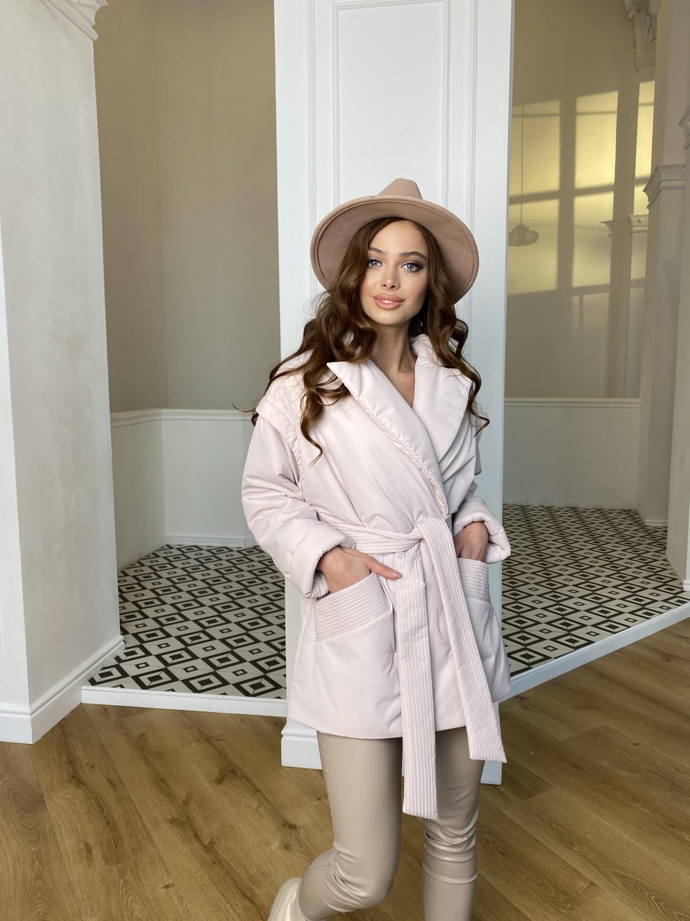 женские демисезонные куртки Форбс плащевка Ammy куртка 10817