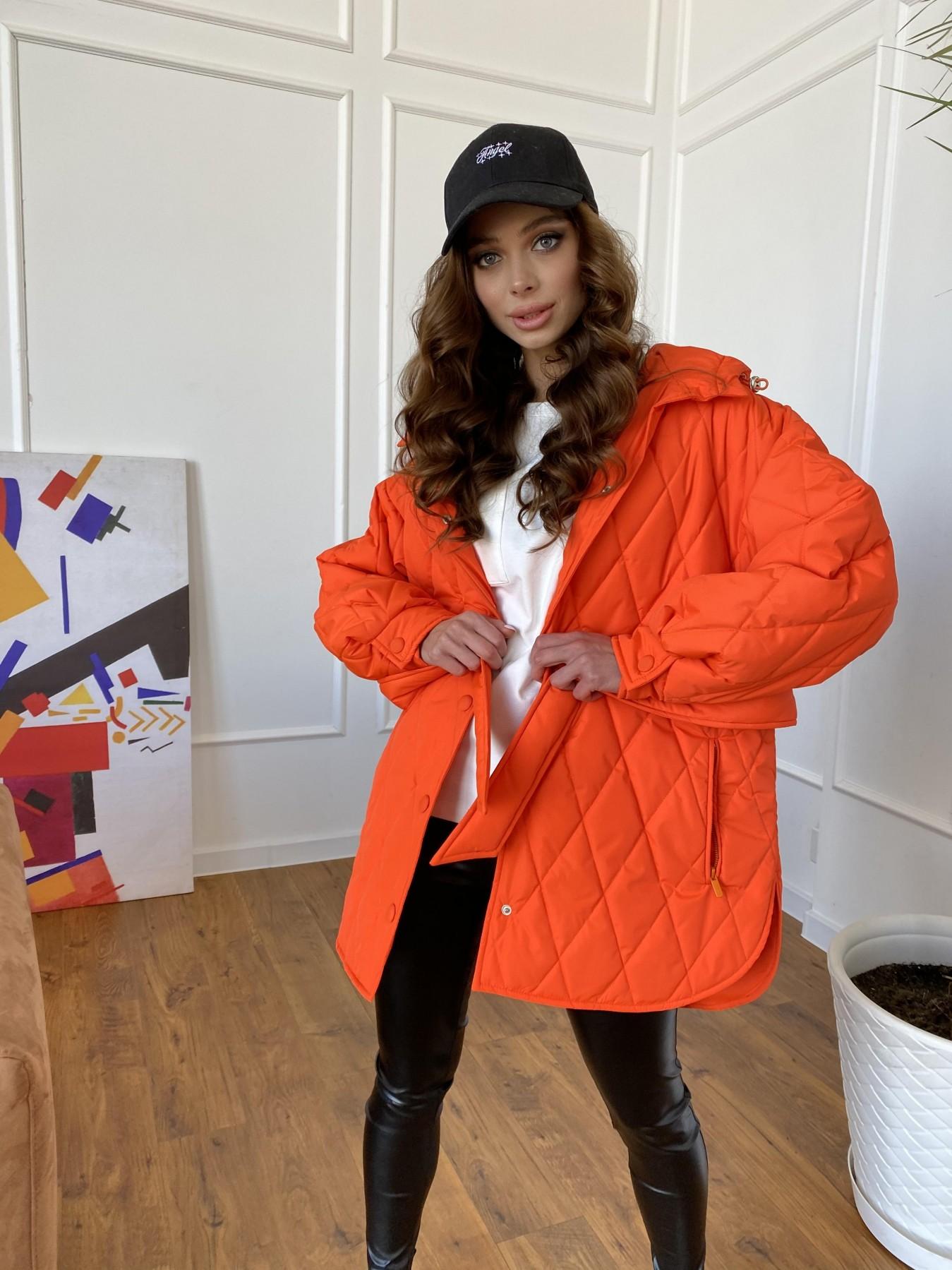 куртки оптом от производителя  Пазл стеганая куртка из плащевки 10890