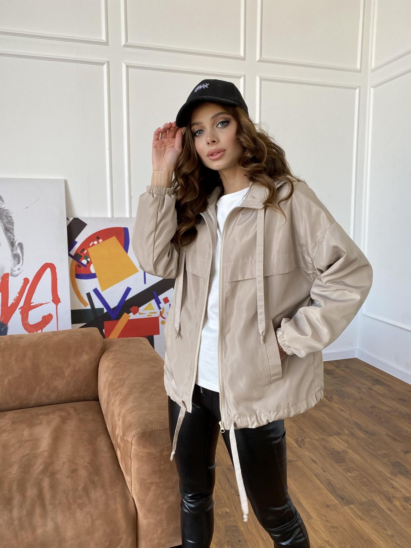 купить куртки женские Фит куртка из плащевки Ammy 10971